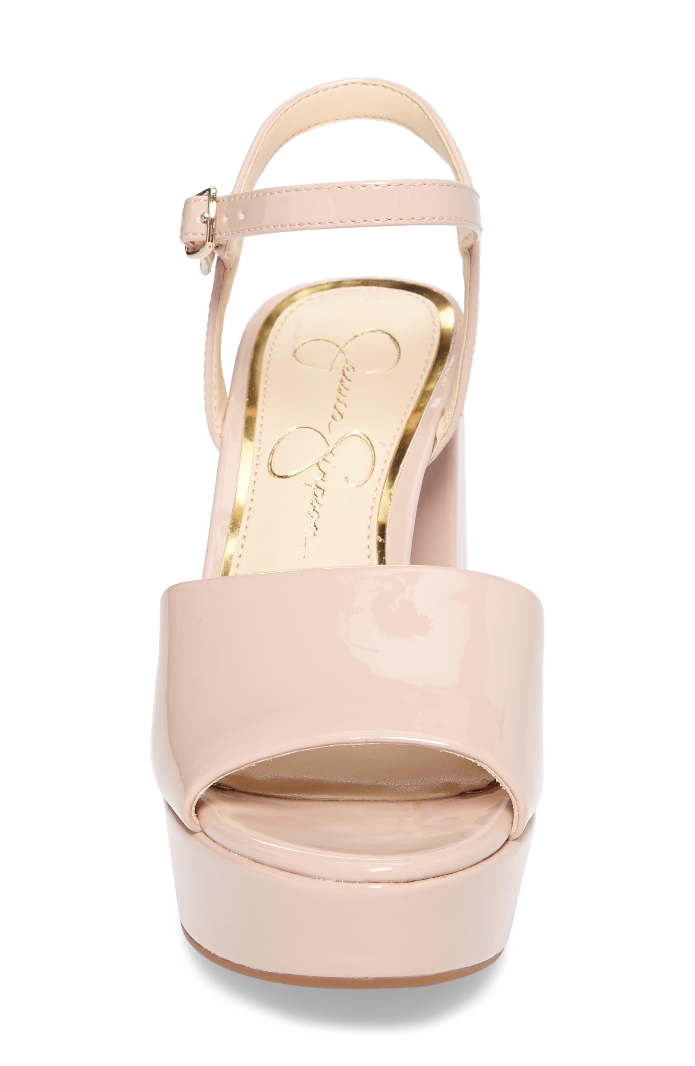 Alternate Image 4  - Jessica Simpson Kerrick Platform Sandal (Women)