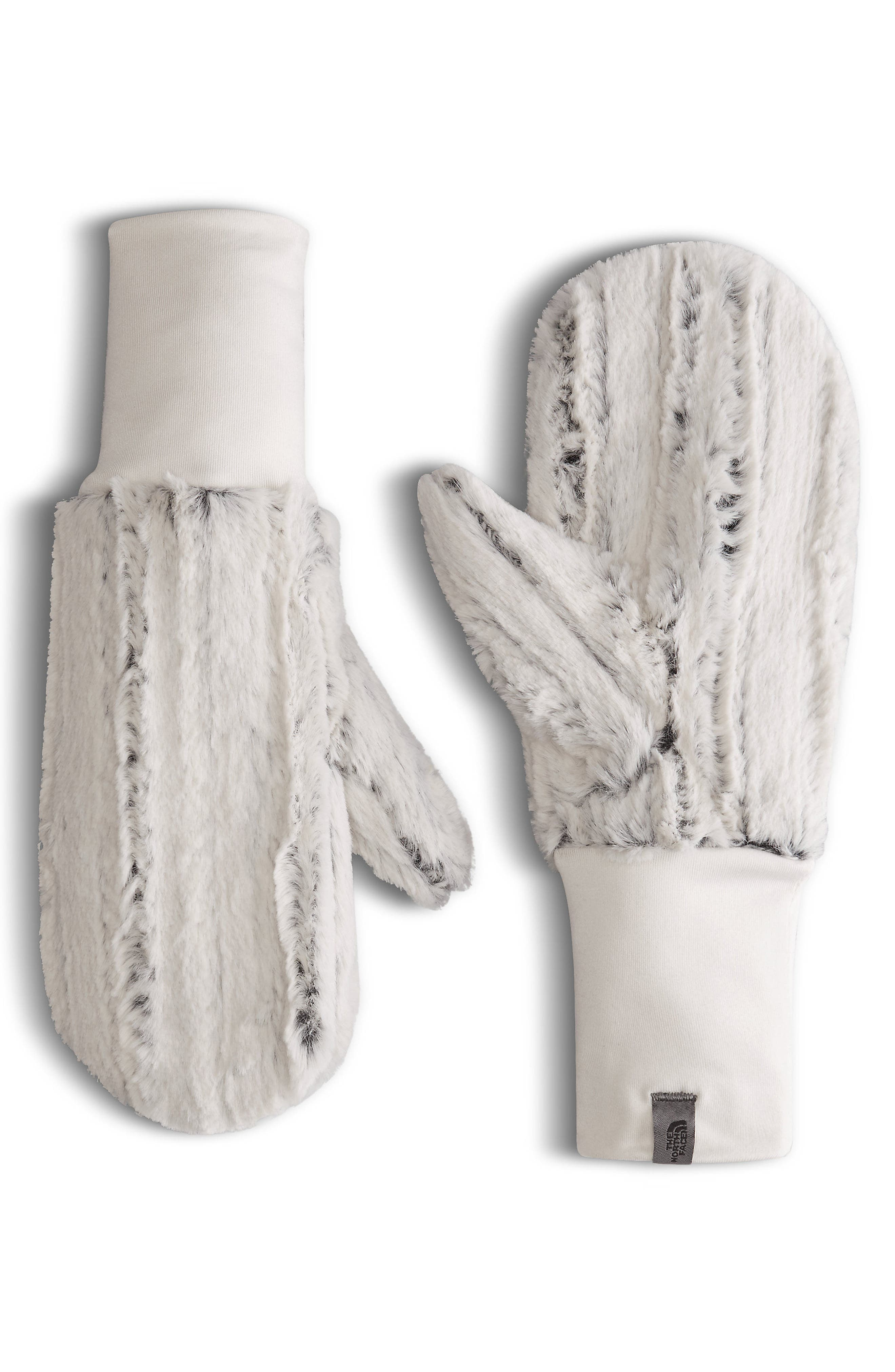 The North Face Furlander Faux Fur Mittens