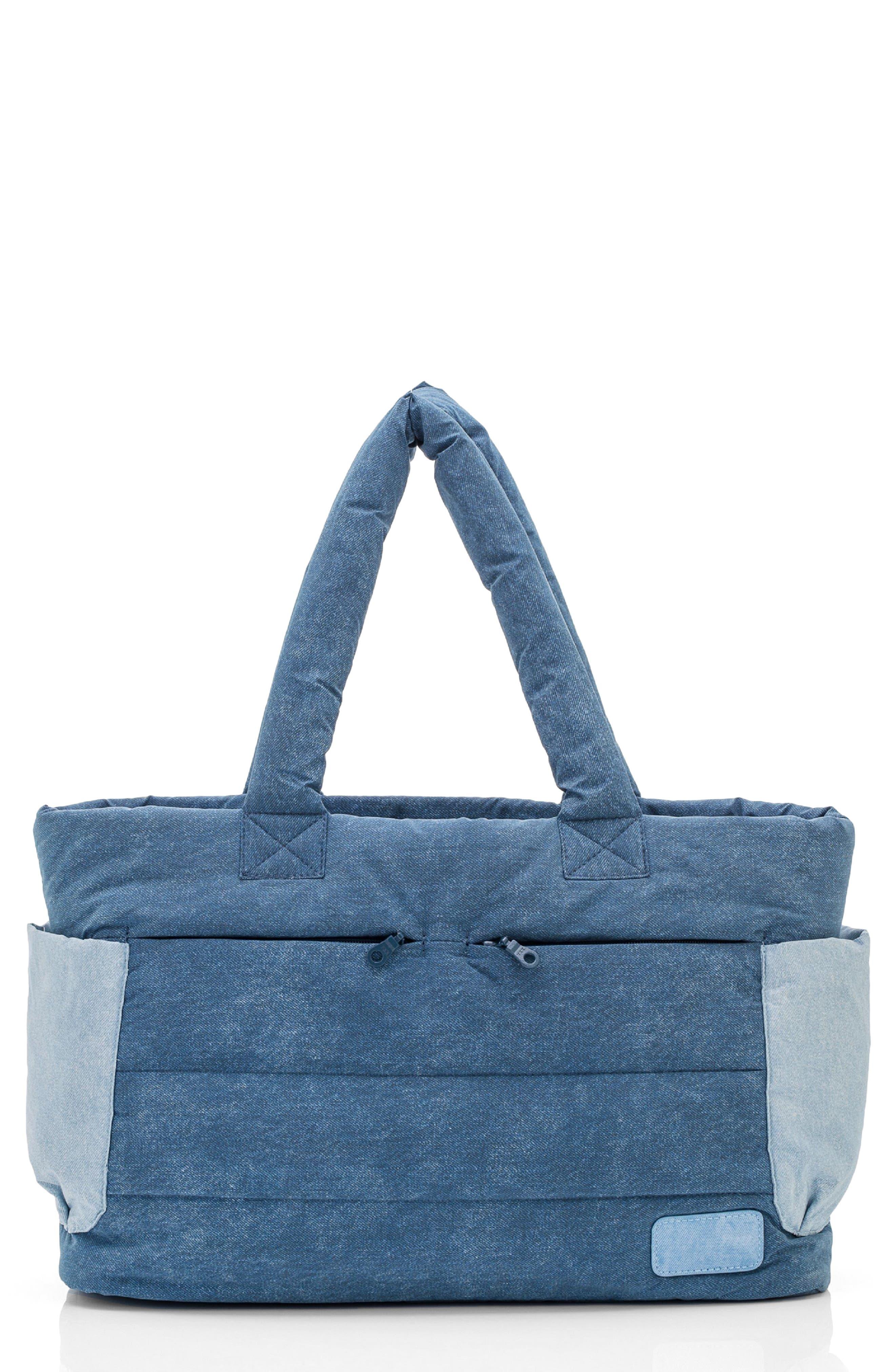 Main Image - HARU Print Classic Water Repellent Diaper Bag