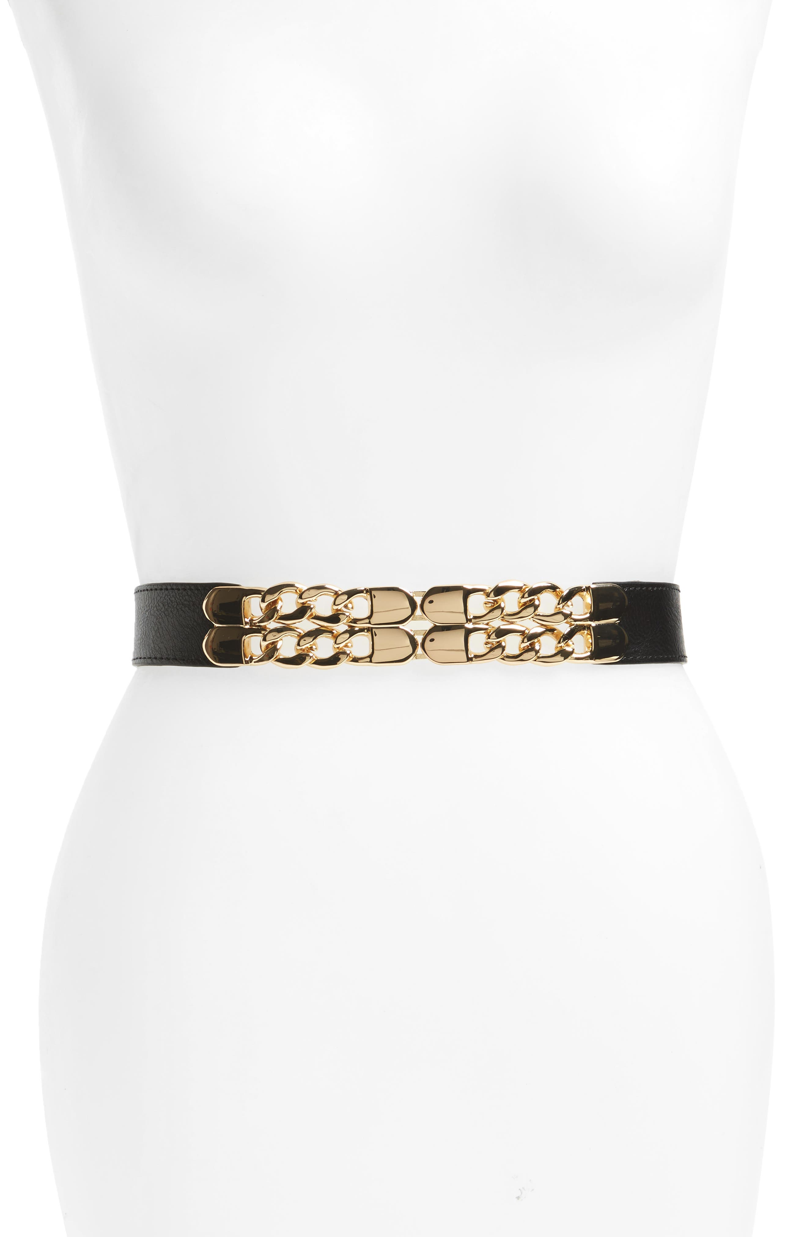 BP. Chain Clasp Belt