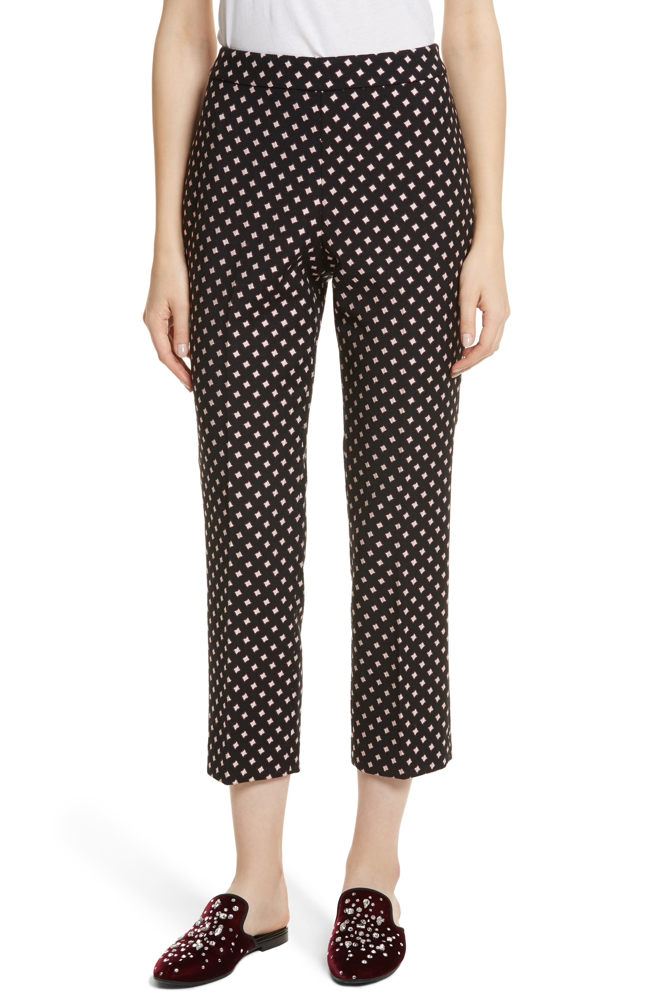 Alternate Image 1 Selected - kate spade new york cigarette pants