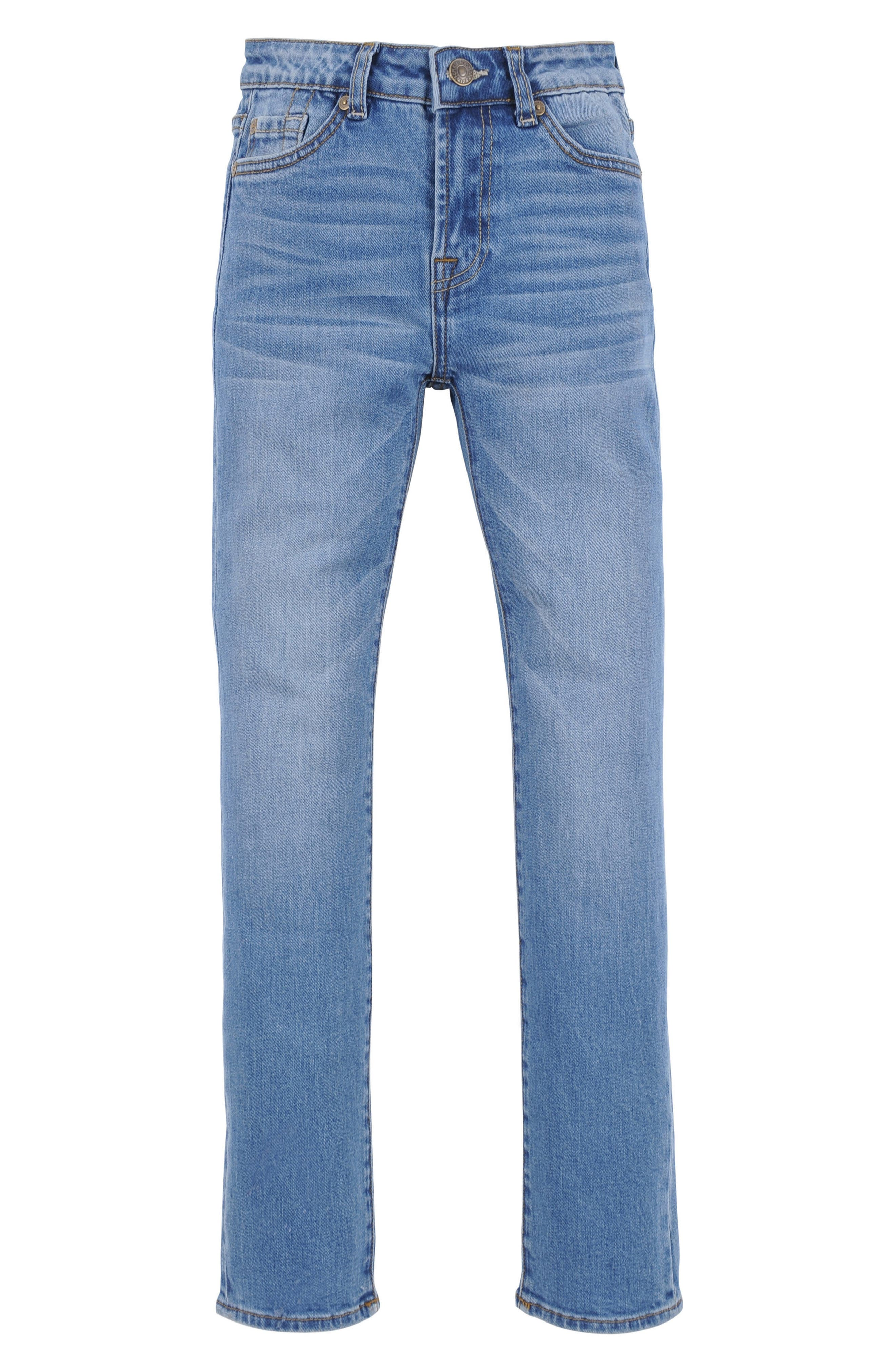7 For All Mankind® Slimmy Foolproof Jeans (Big Boys)