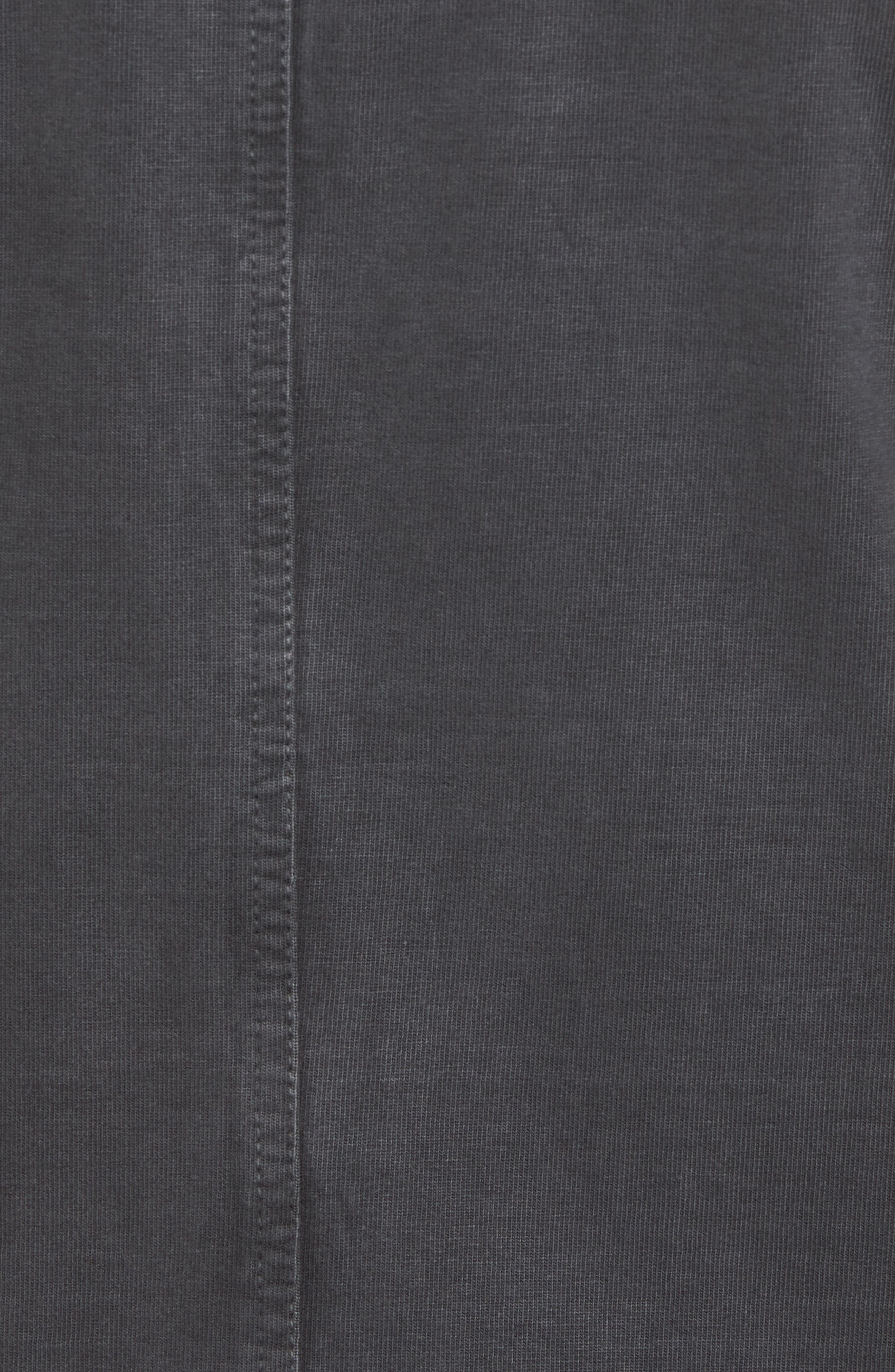 Garment Dyed Field Jacket,                             Alternate thumbnail 5, color,                             Carbon Pigment