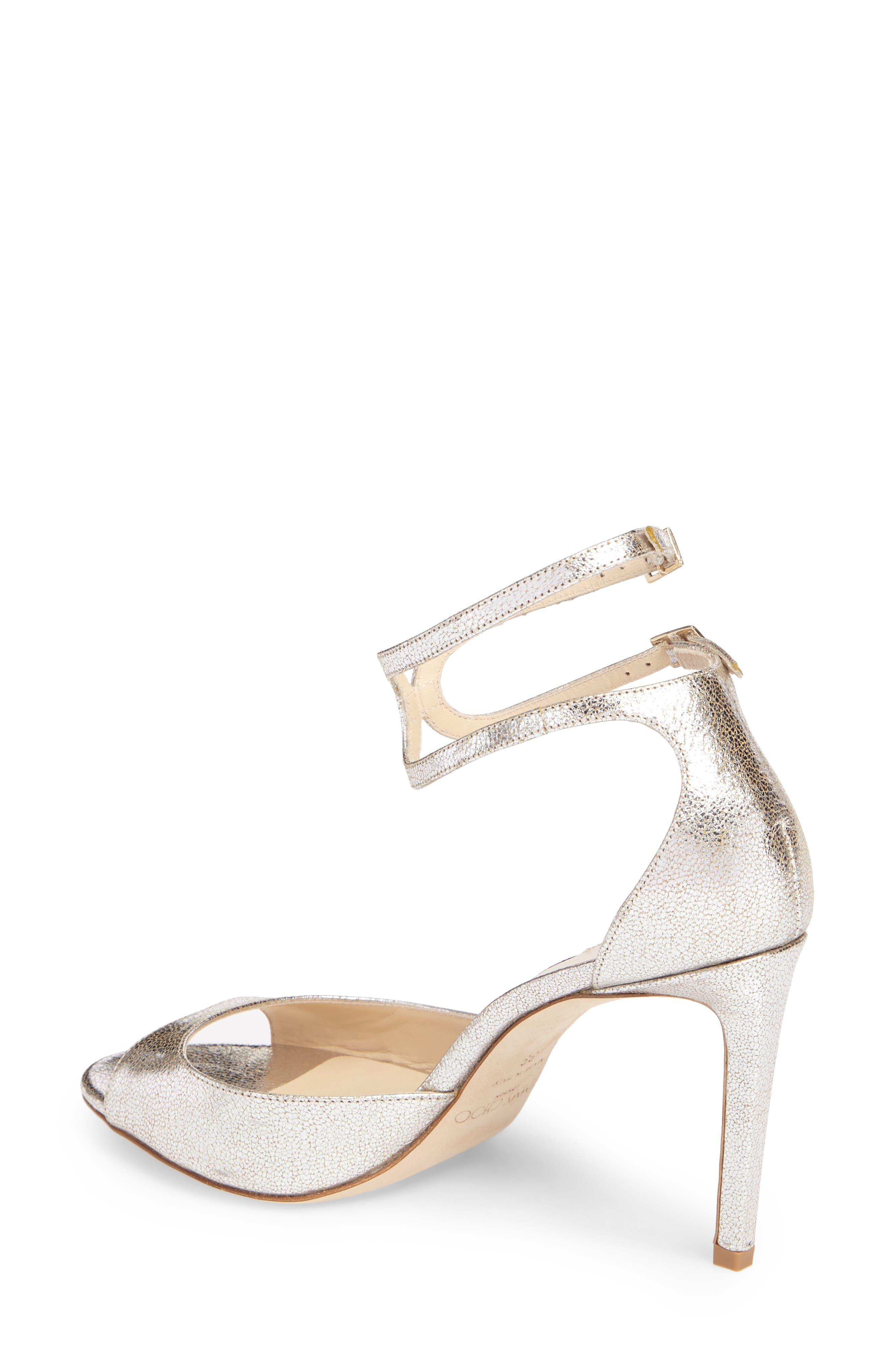 Alternate Image 2  - Jimmy Choo Lane d'Orsay Sandal (Women)