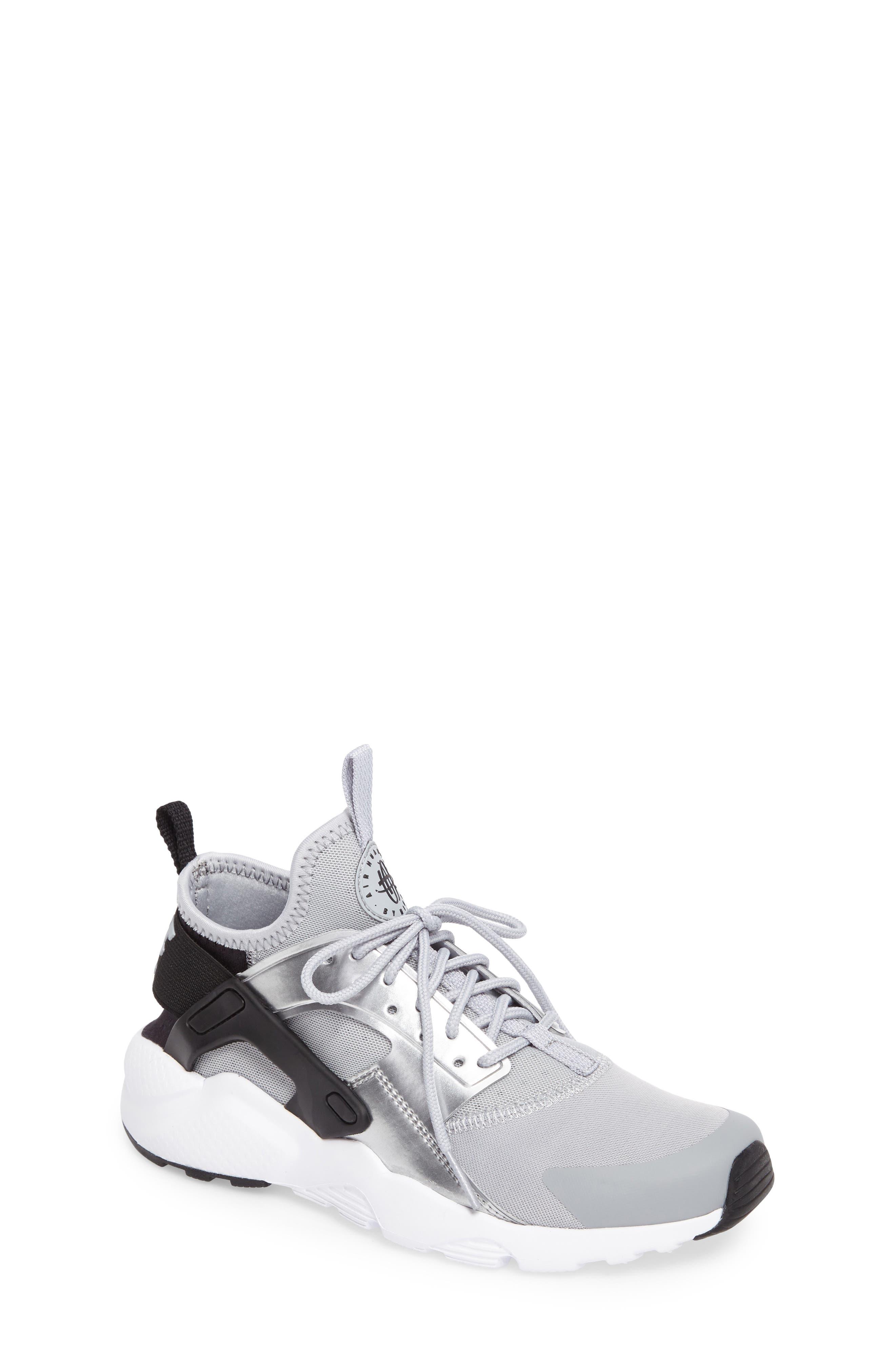 Nike Air Huarache Run Ultra Sneaker (Big Kid)