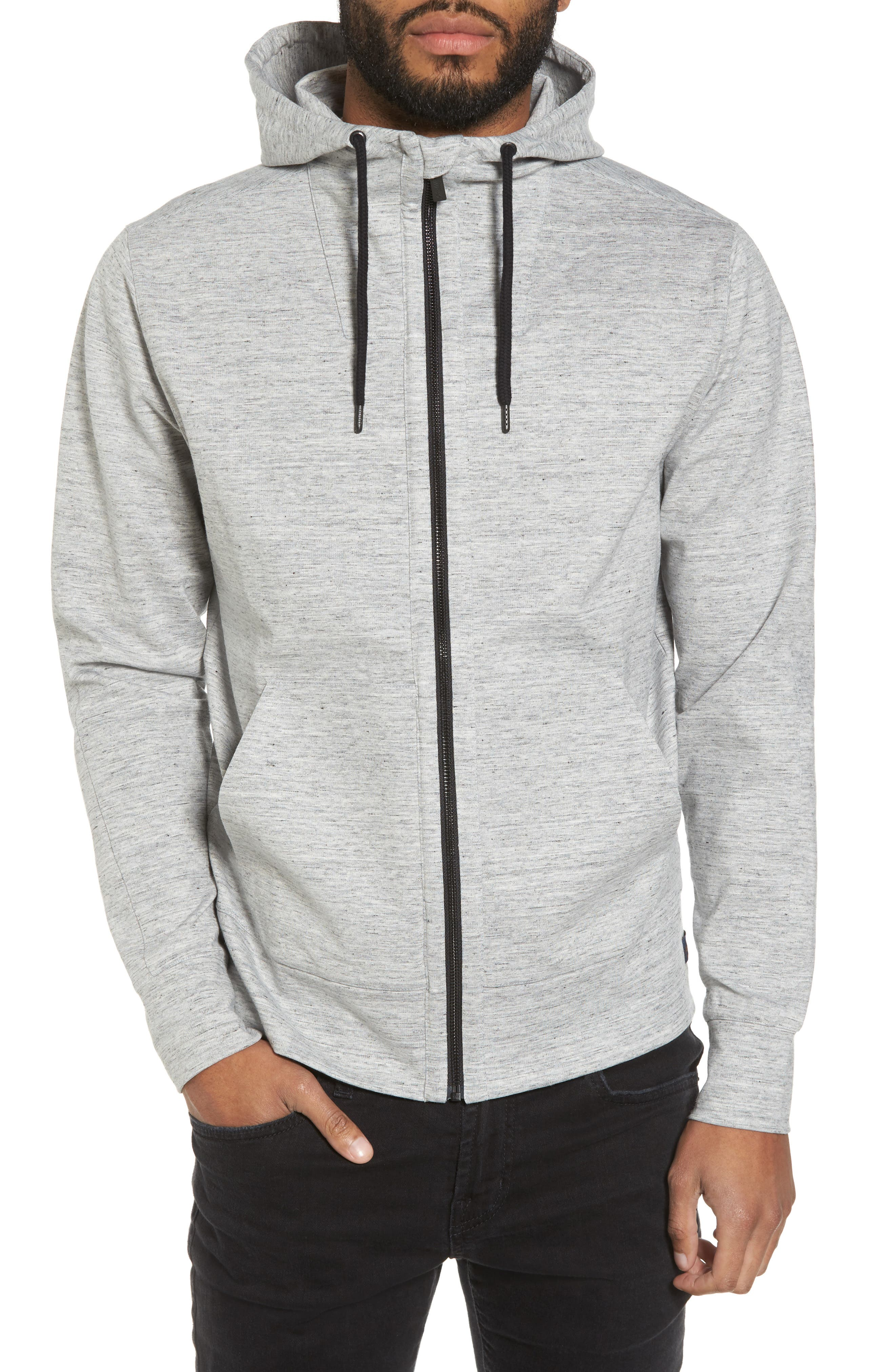 Main Image - Good Man Brand Pro Asymmetric Hoodie