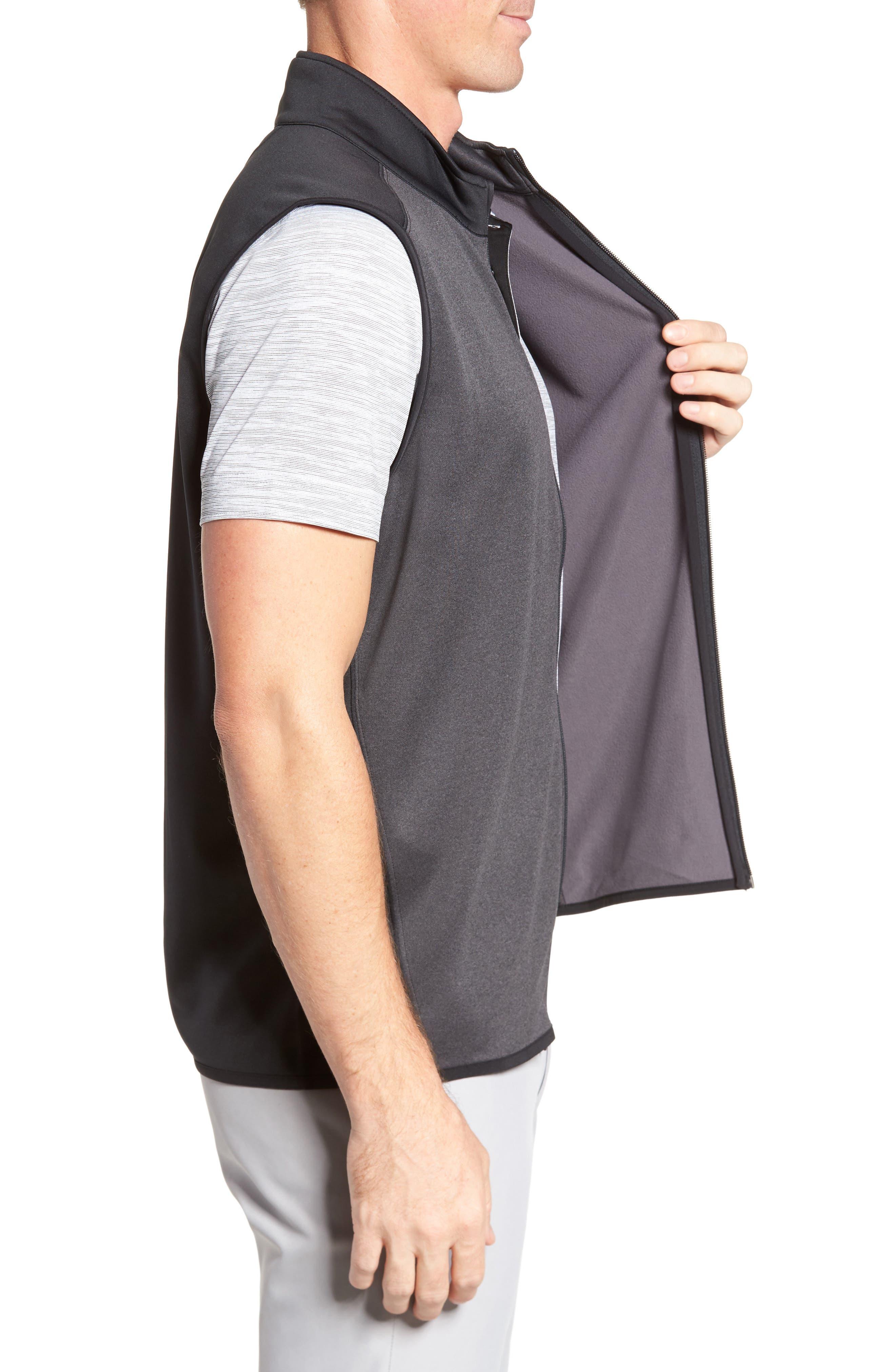 Range Vest,                             Alternate thumbnail 3, color,                             Blackout