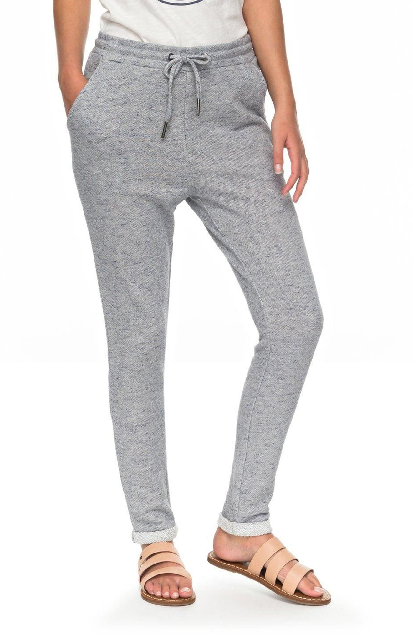 Alternate Image 1 Selected - Roxy Trippin Sweatpants