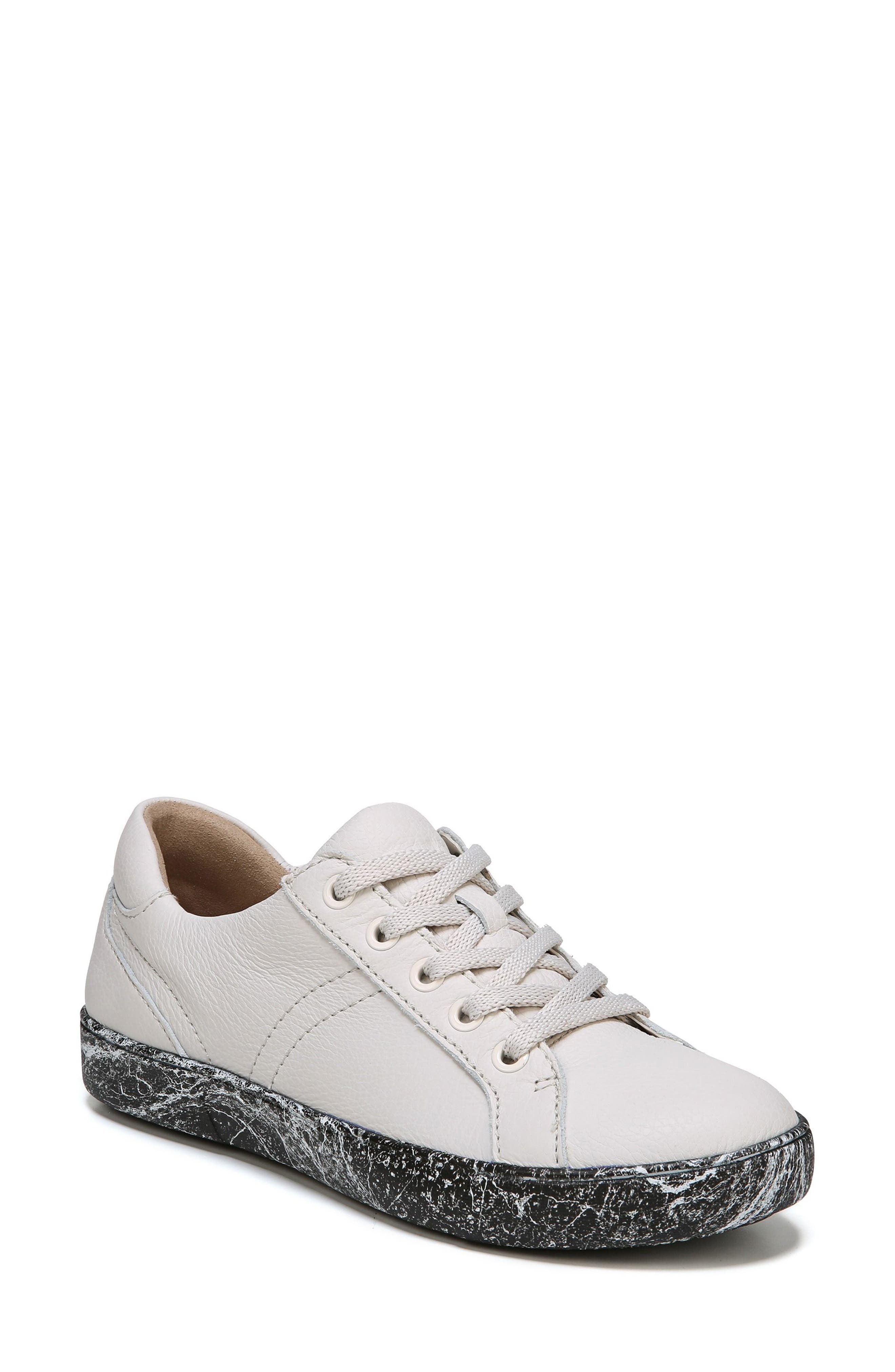 Morrison Sneaker,                         Main,                         color, Beige Pebble Leather
