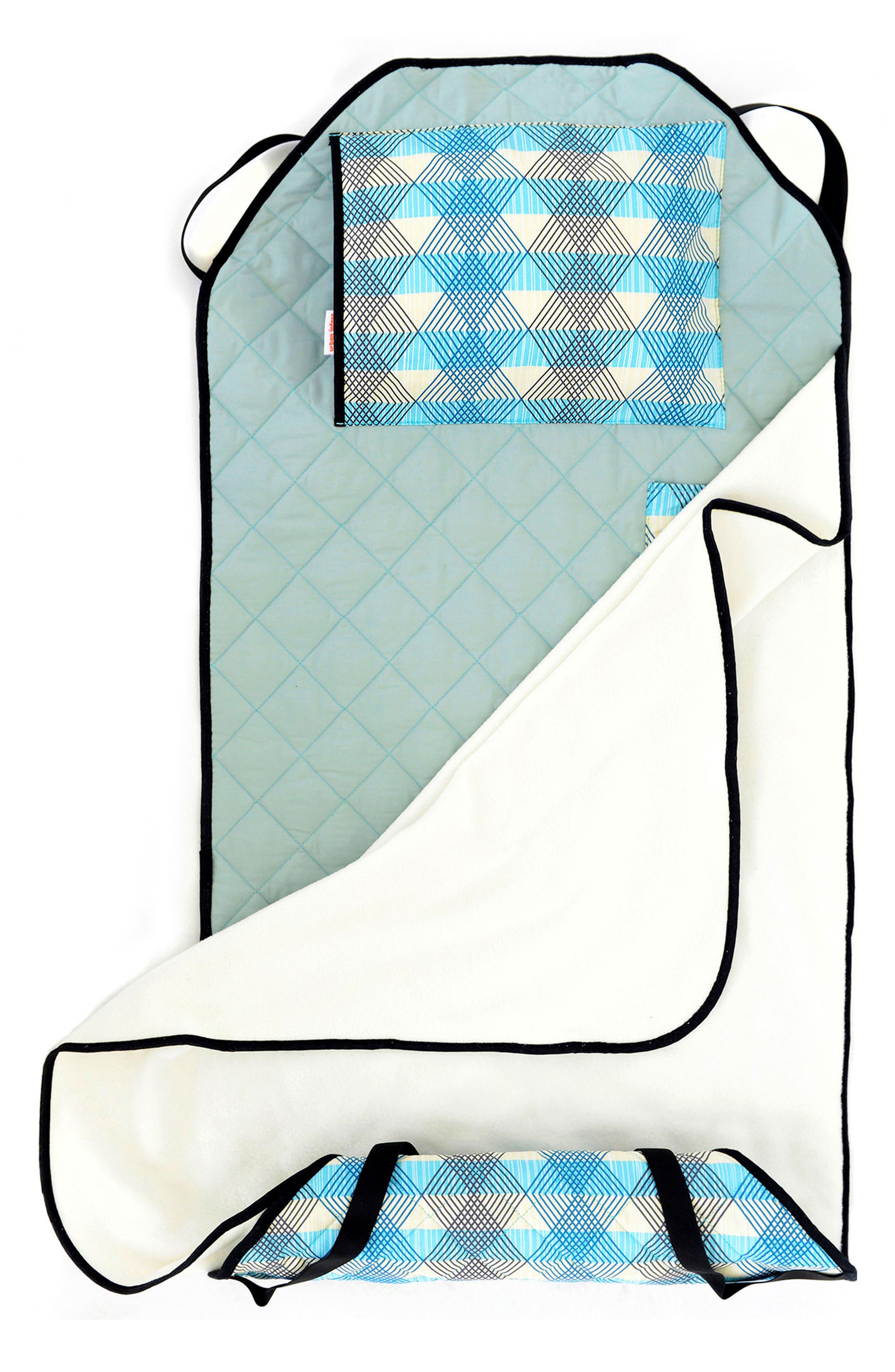 Urban Infant Tot Cot® Portable Nap Cot Bedding