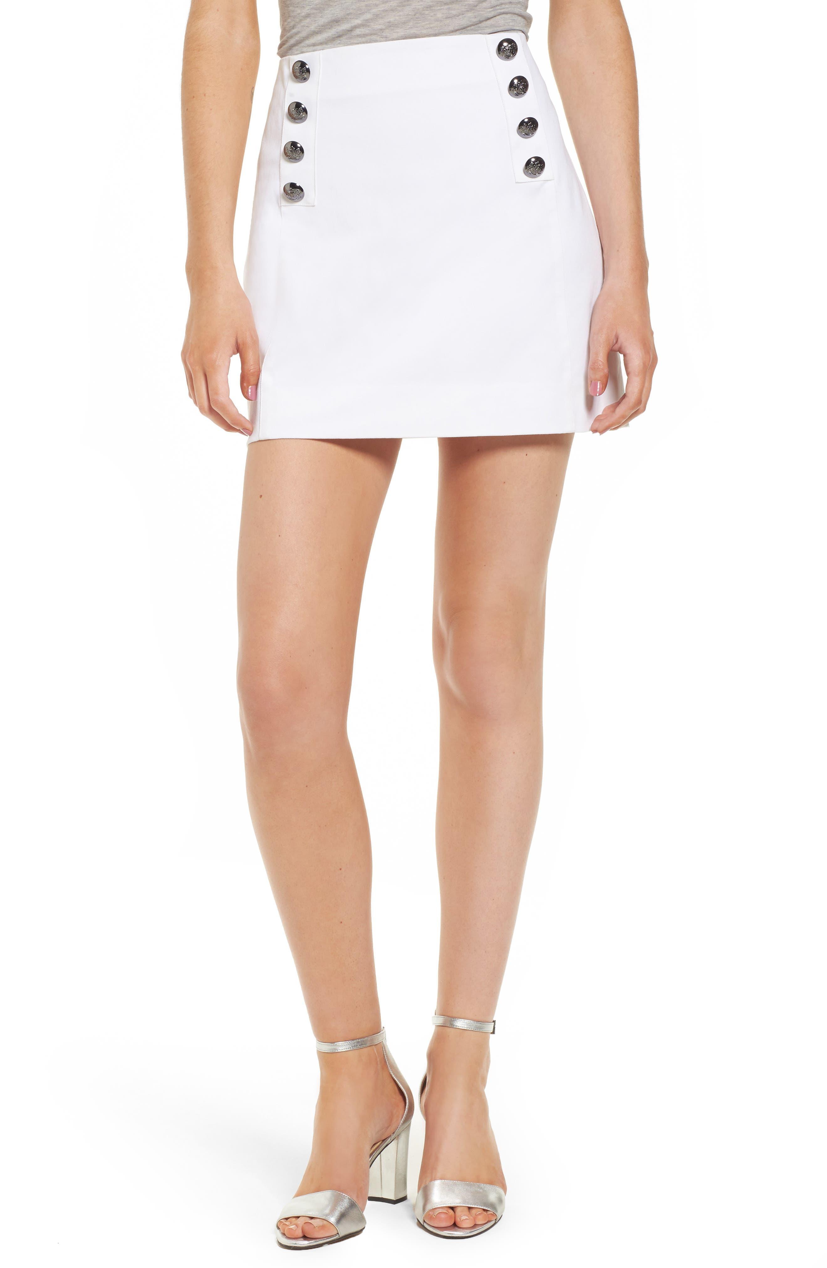 Main Image - Rebecca Minkoff Sloane Miniskirt