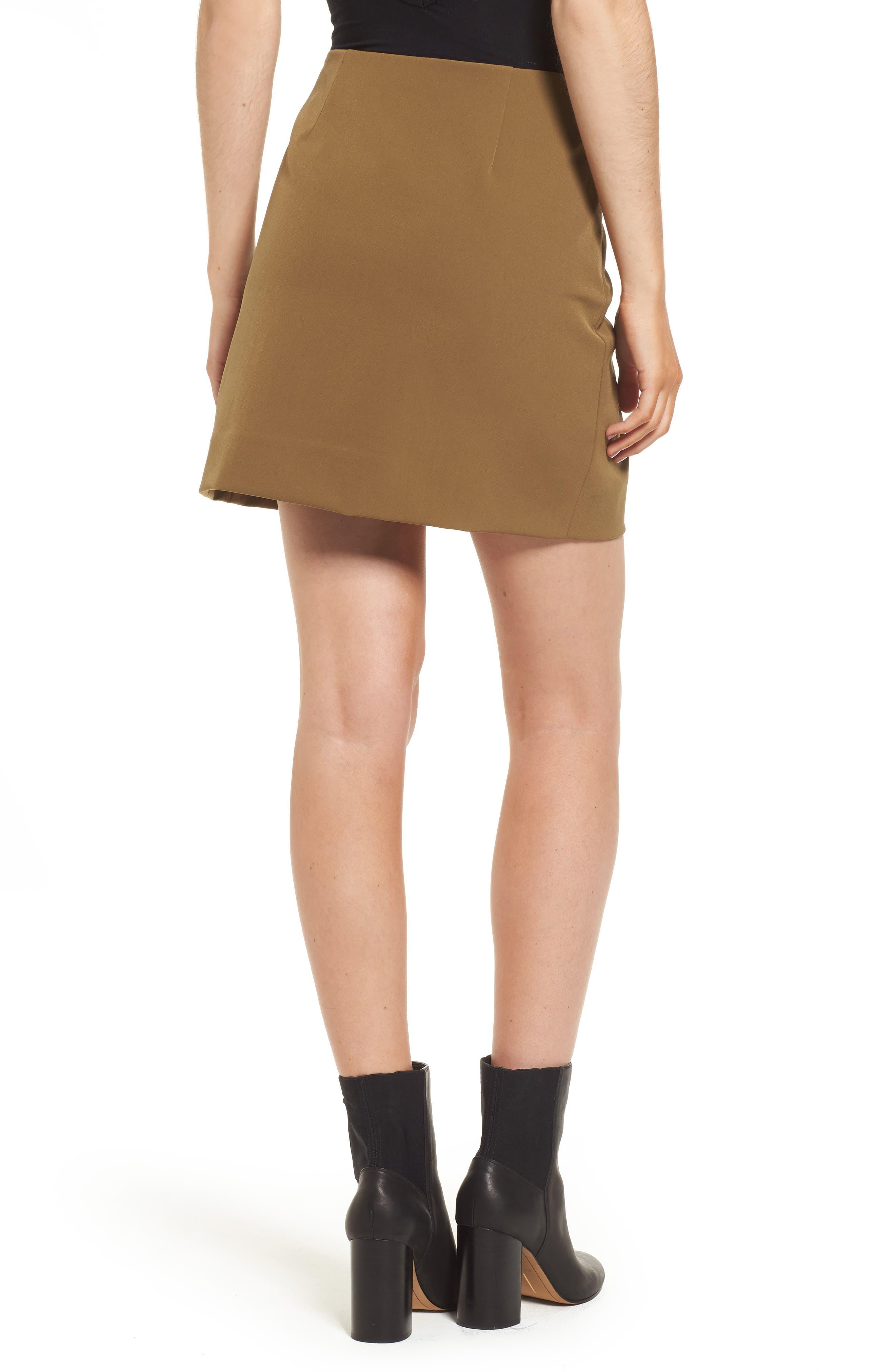 Alternate Image 2  - Rebecca Minkoff Stevia Miniskirt
