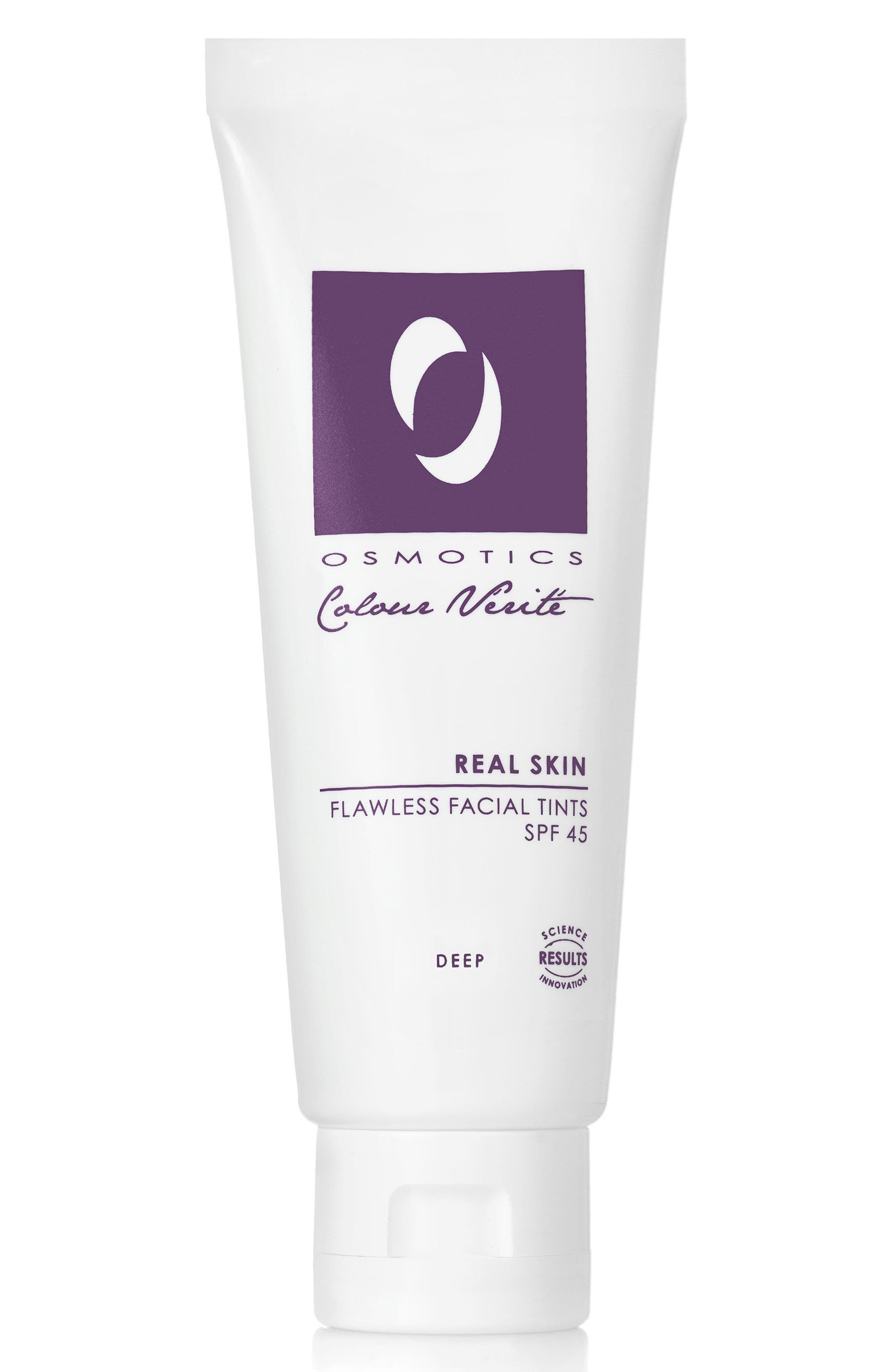 Osmotics Cosmeceuticals Real Skin Flawless Facial Tint SPF 45
