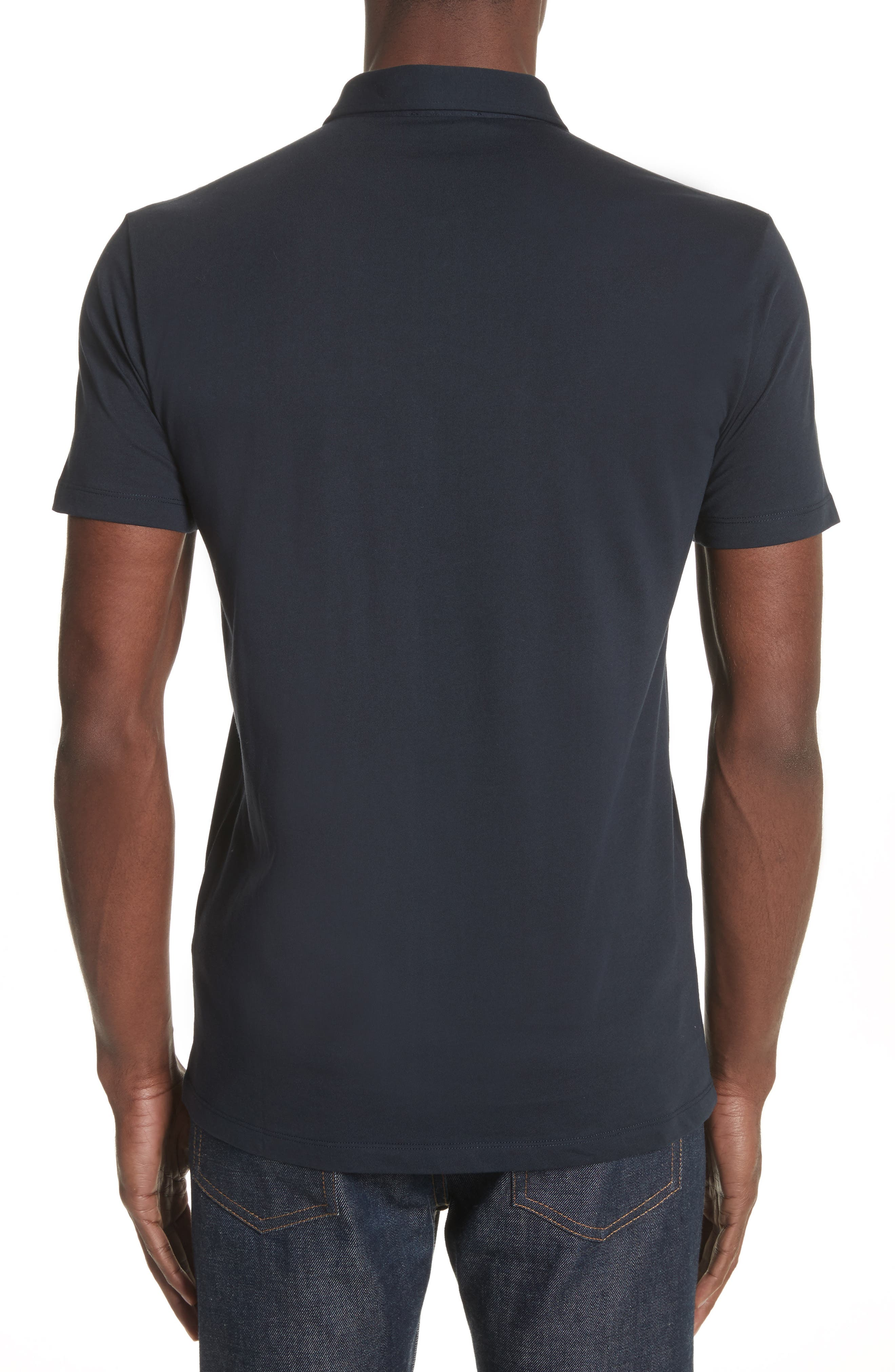 Alternate Image 2  - Versace Collection Trim Fit Polo