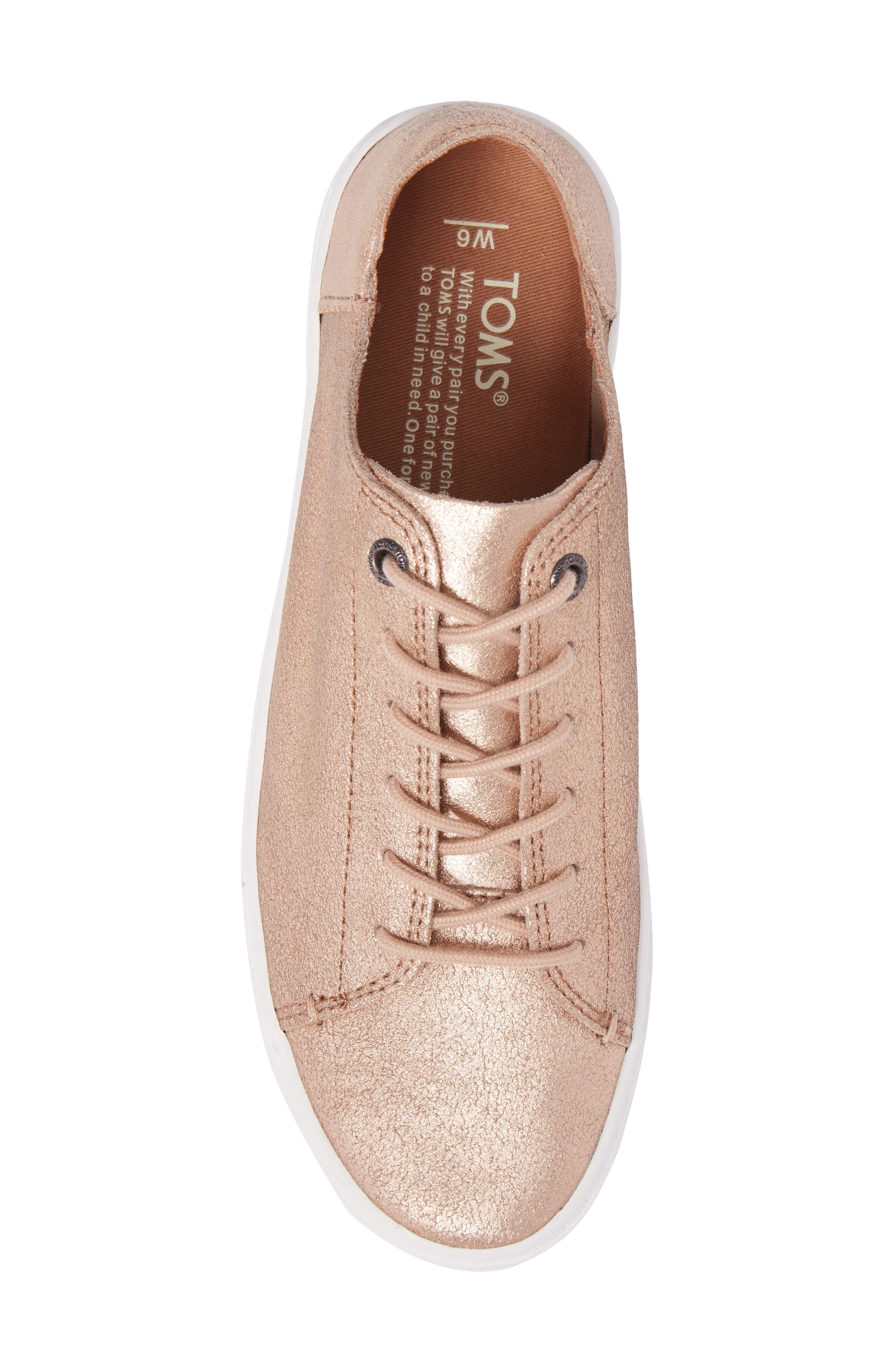 Alternate Image 5  - TOMS Lenox Sneaker (Women)