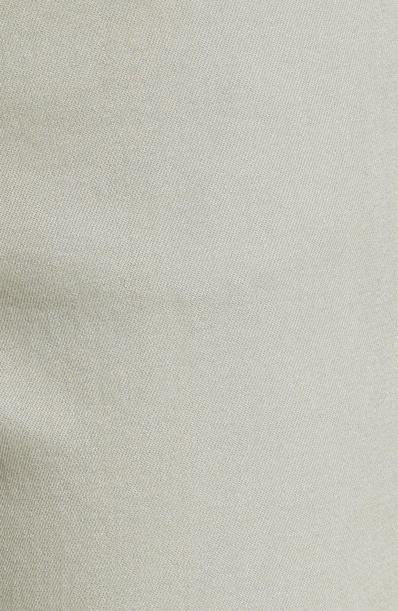 Alternate Image 5  - DL1961 Florence Instasculpt Crop Skinny Jeans (Grove)