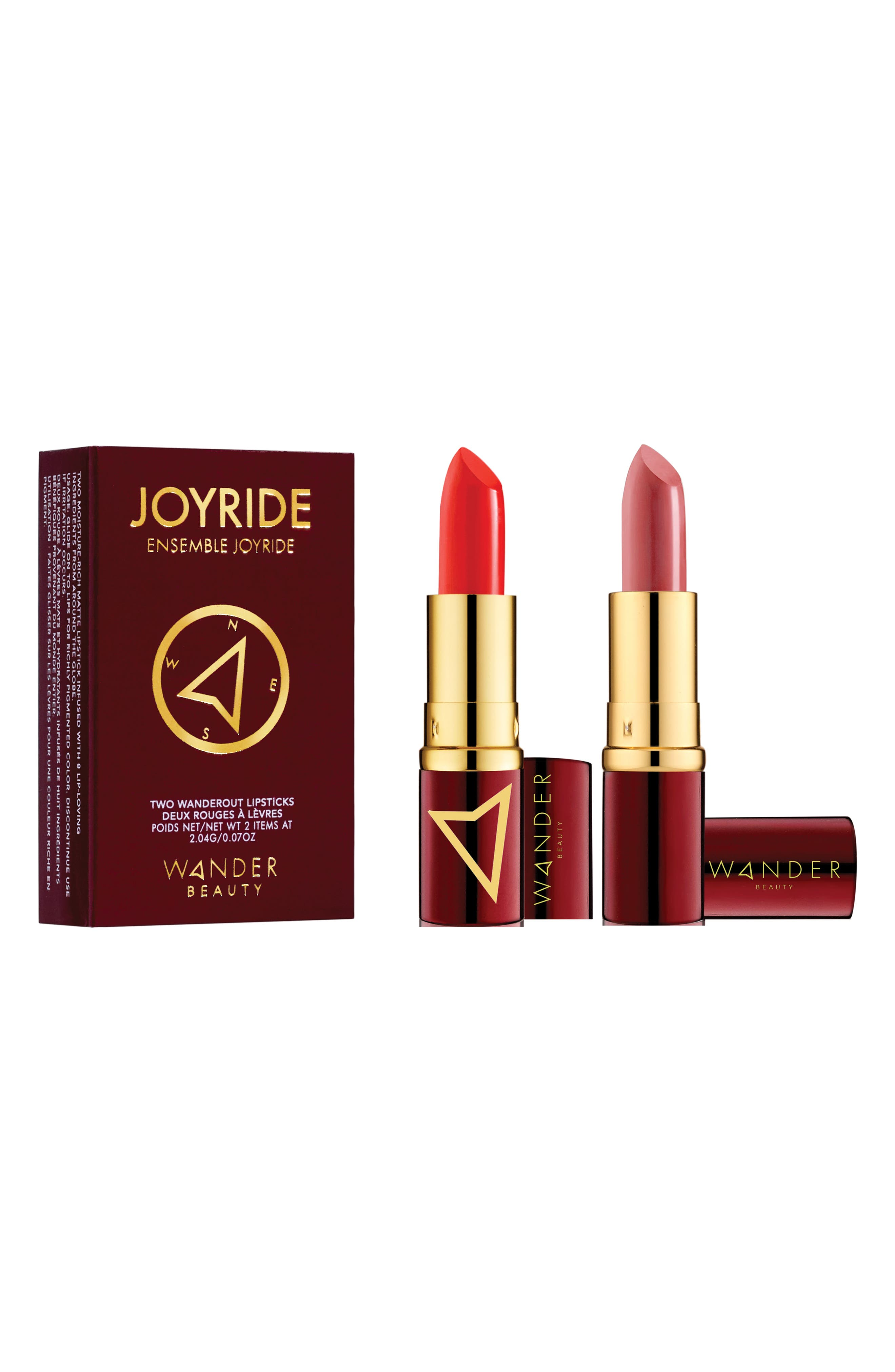Wander Beauty Joyride Kit ($30 Value)