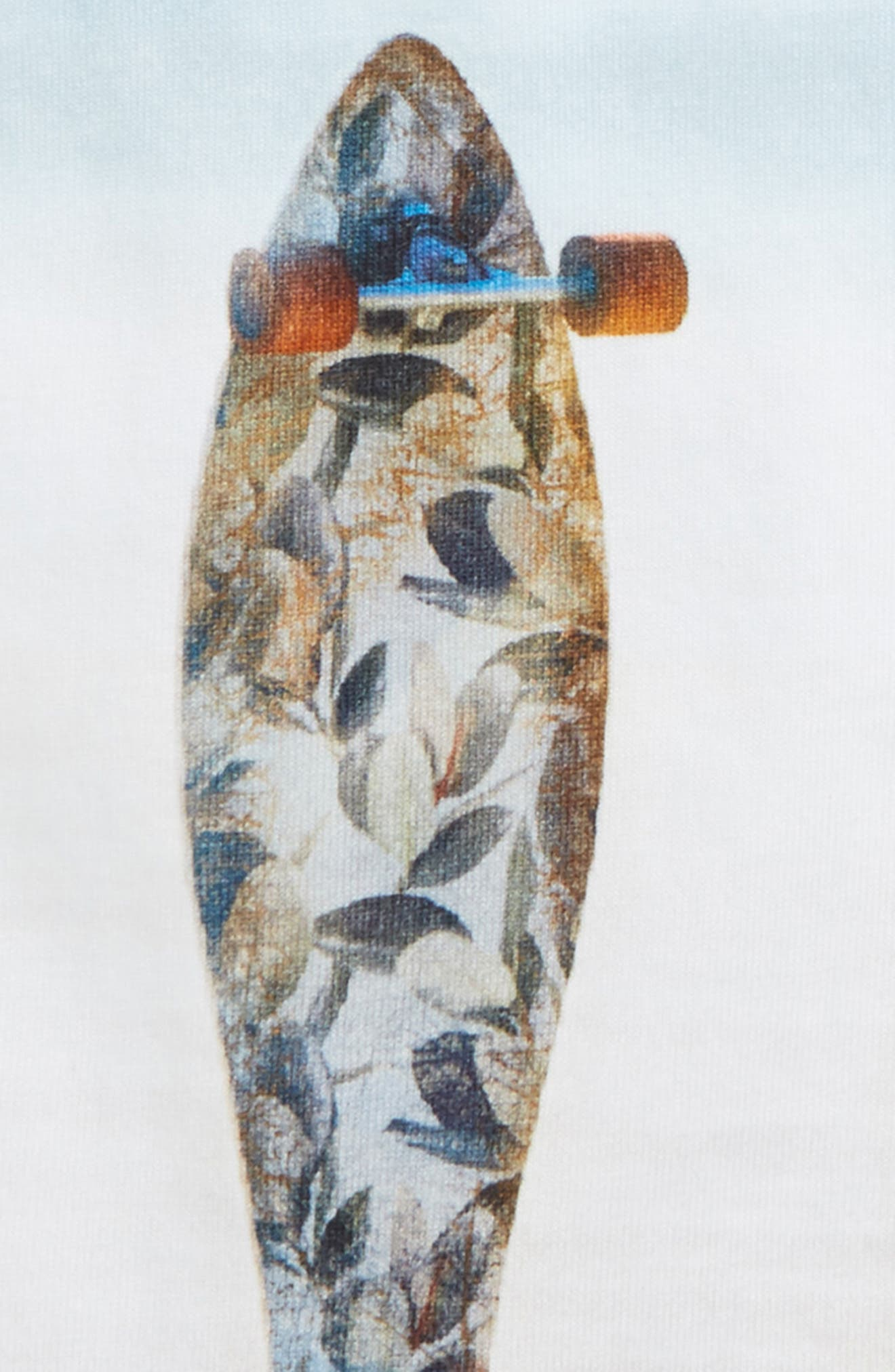 Ronoy Graphic Tank Top,                             Alternate thumbnail 2, color,                             Longboards