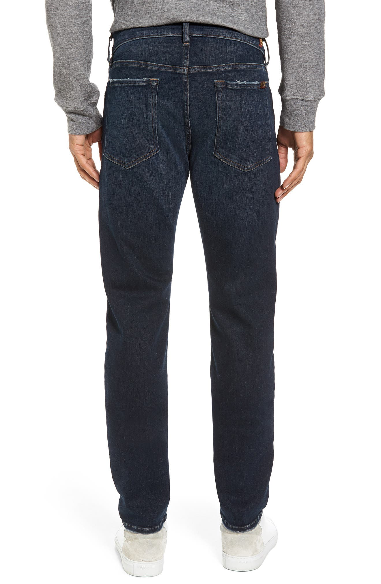 Alternate Image 2  - 7 For All Mankind® Adrien Slim Fit Jeans (Authentic Reform)