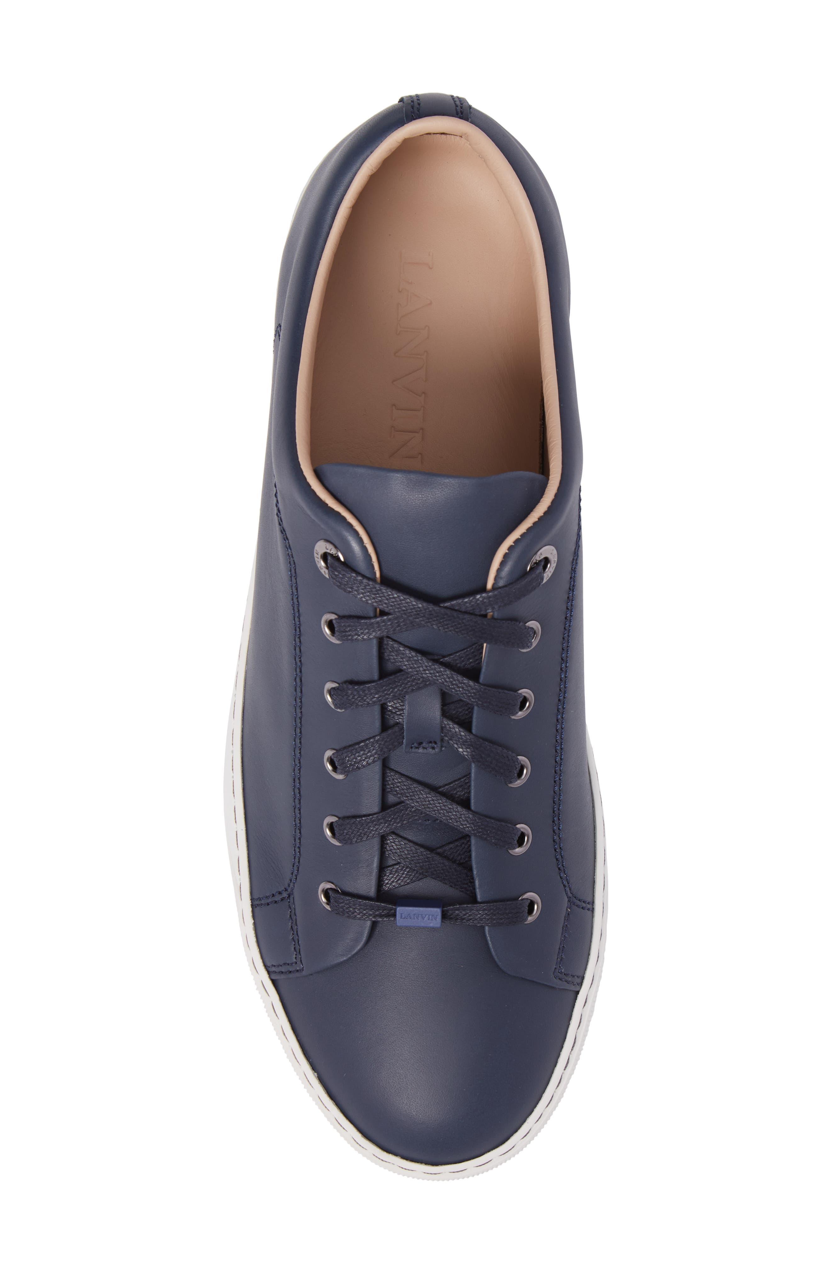 Alternate Image 5  - Lanvin Frye Nappa Sneaker (Men)