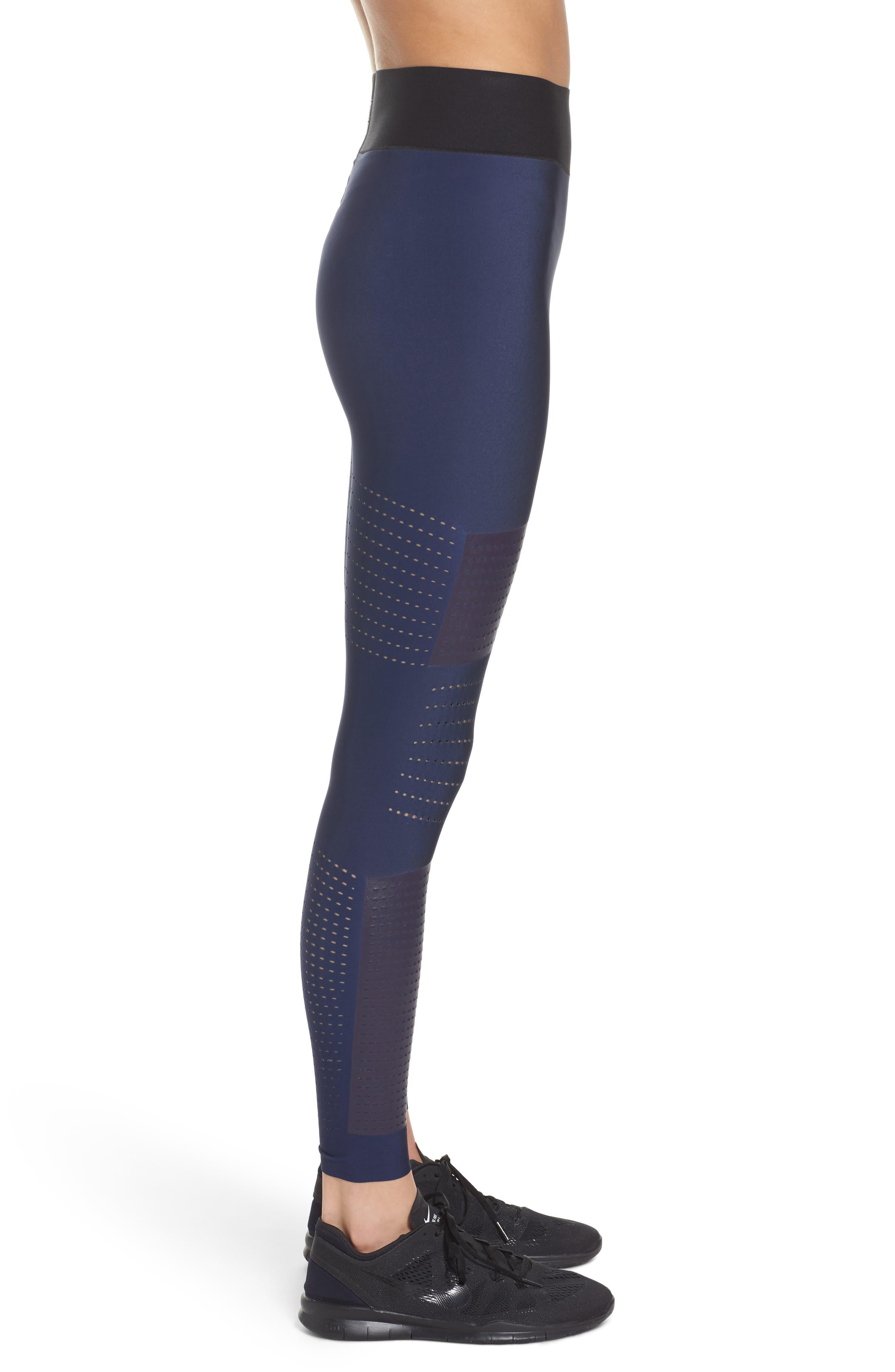 Alternate Image 3  - Ultracor Ultra Silk AK17 High Waist Leggings