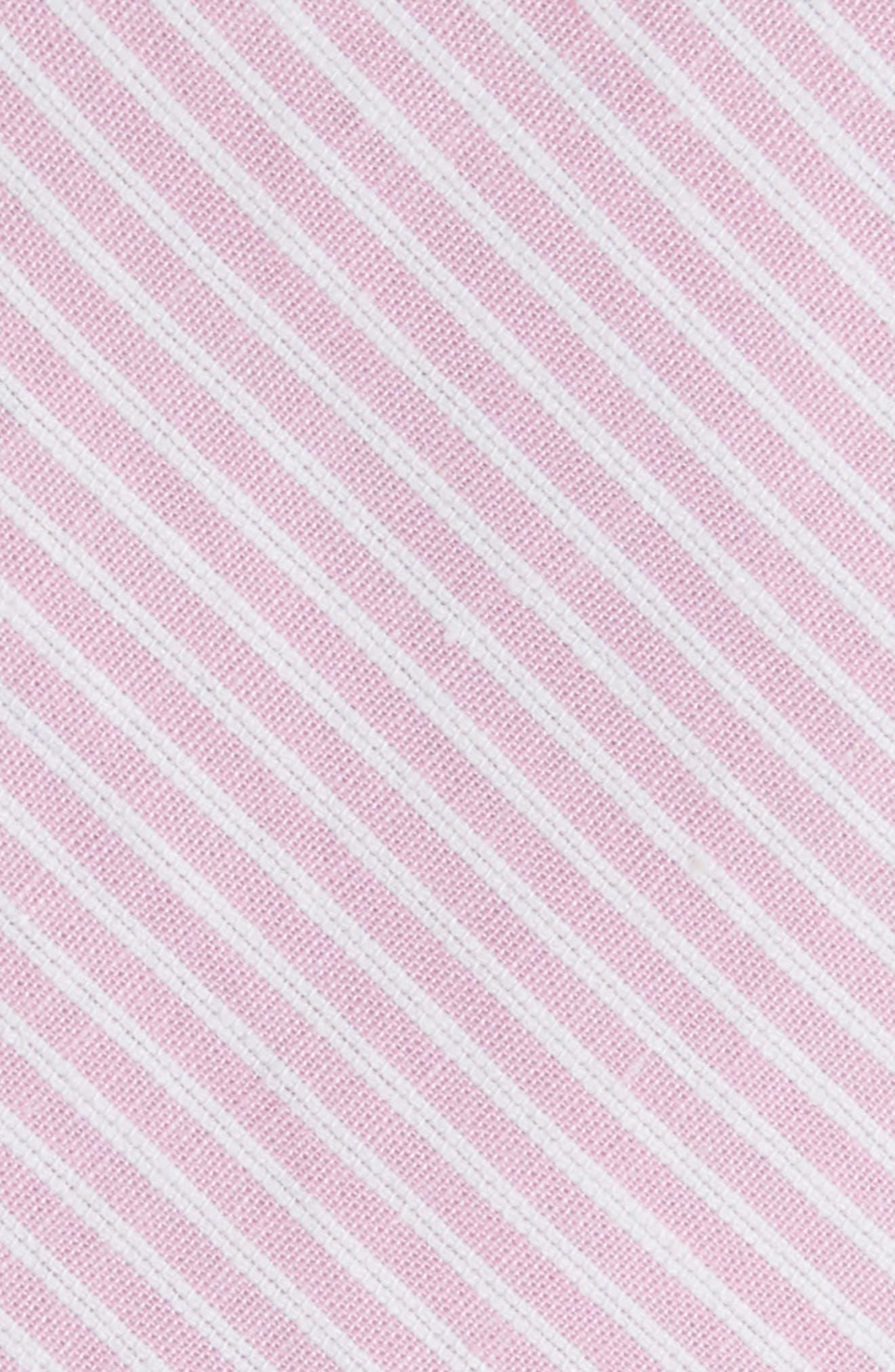 Alternate Image 2  - Nordstrom Men's Shop Kenton Stripe Cotton Tie