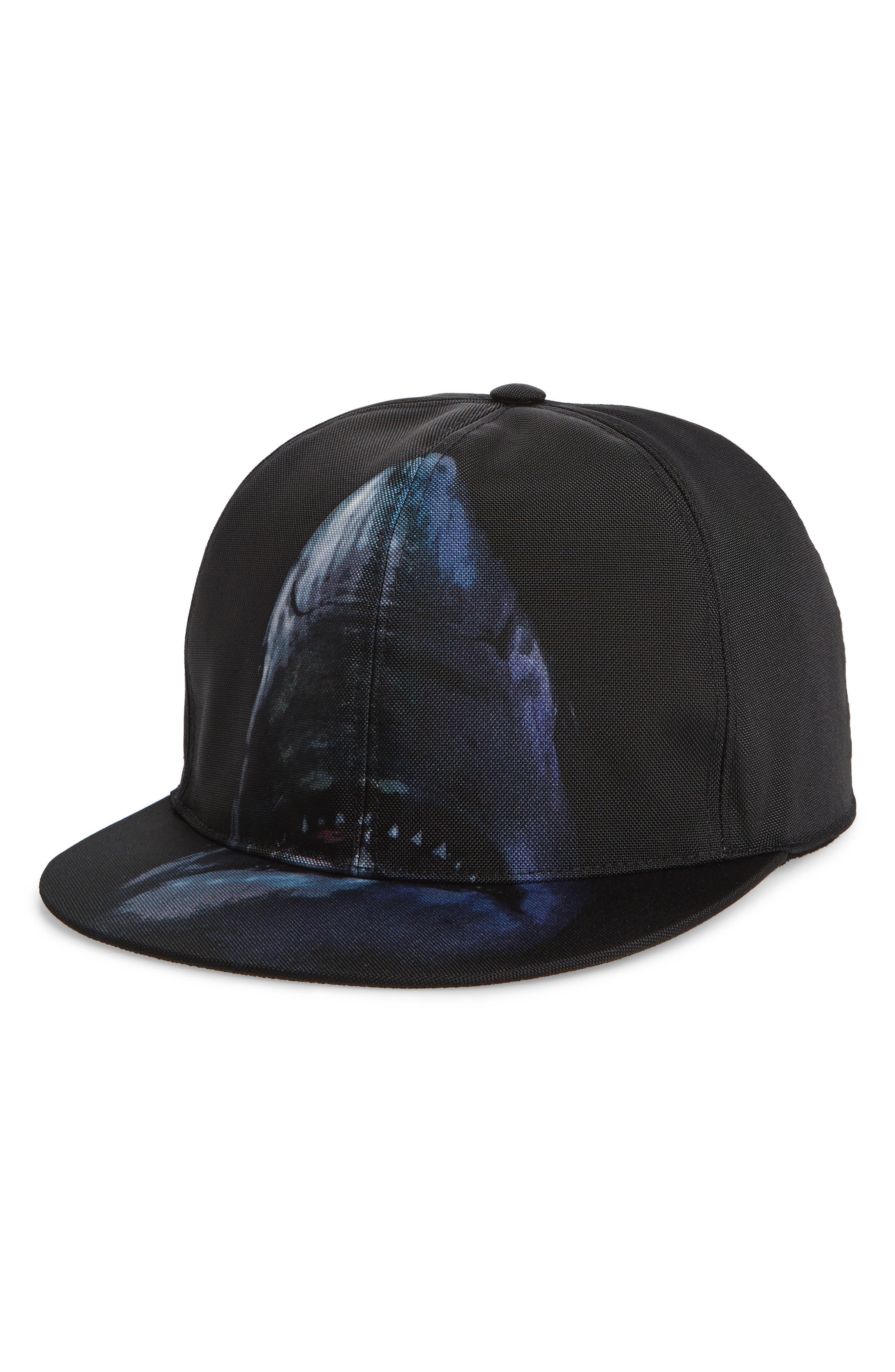 Givenchy Shark Print Ballcap