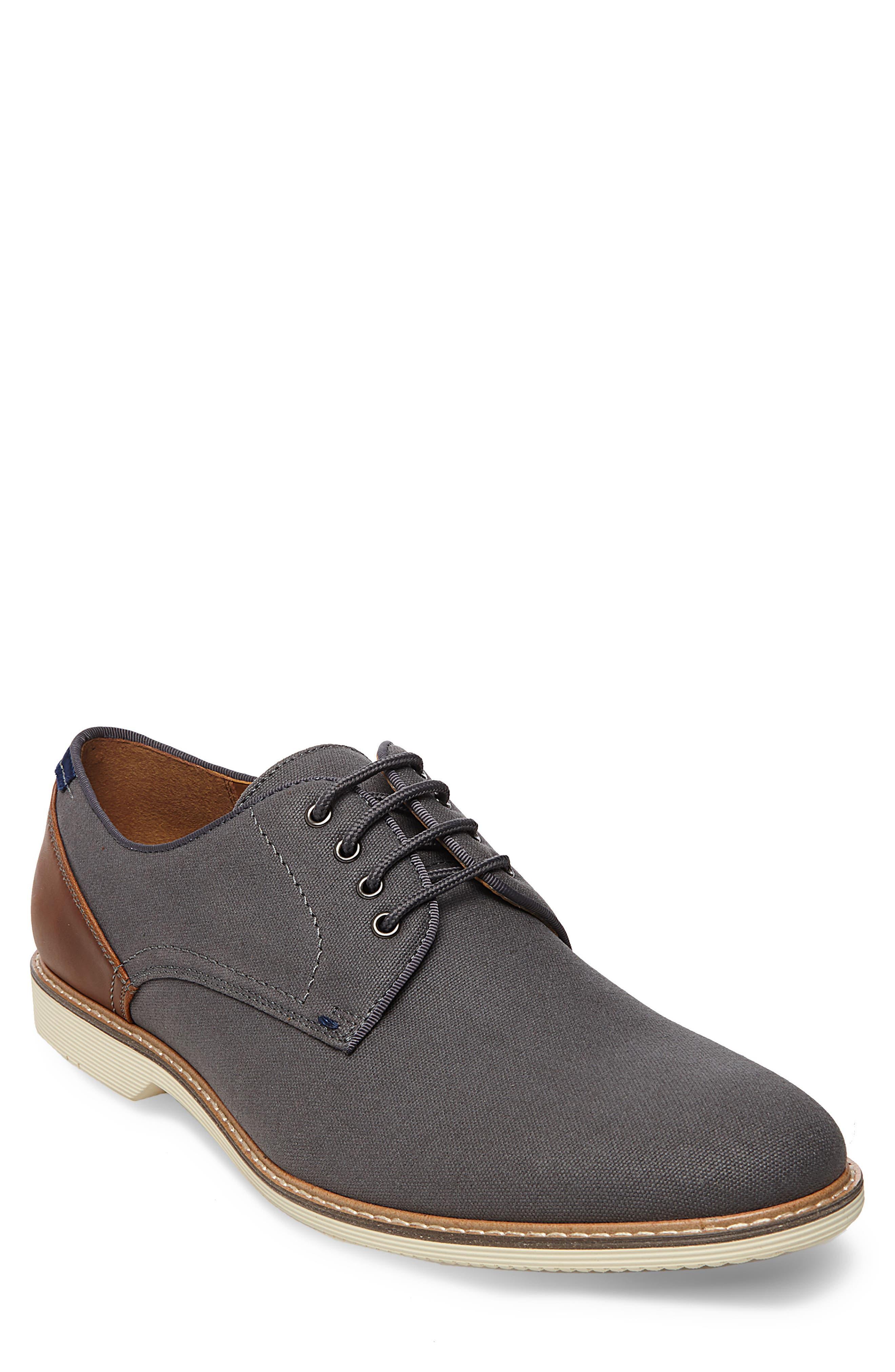 Newstead Plain Toe Derby,                         Main,                         color, Grey