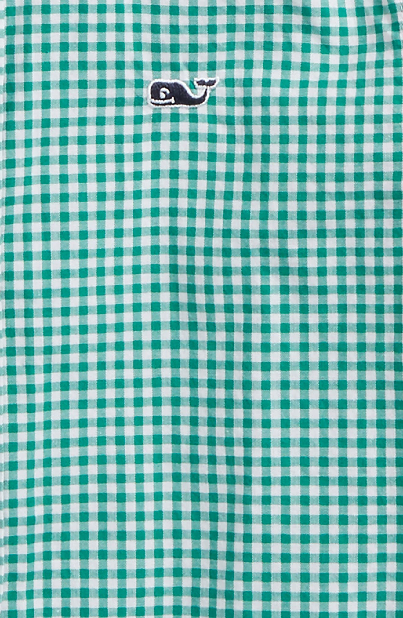 Party Gingham Plaid Shirt,                             Alternate thumbnail 2, color,                             Multi