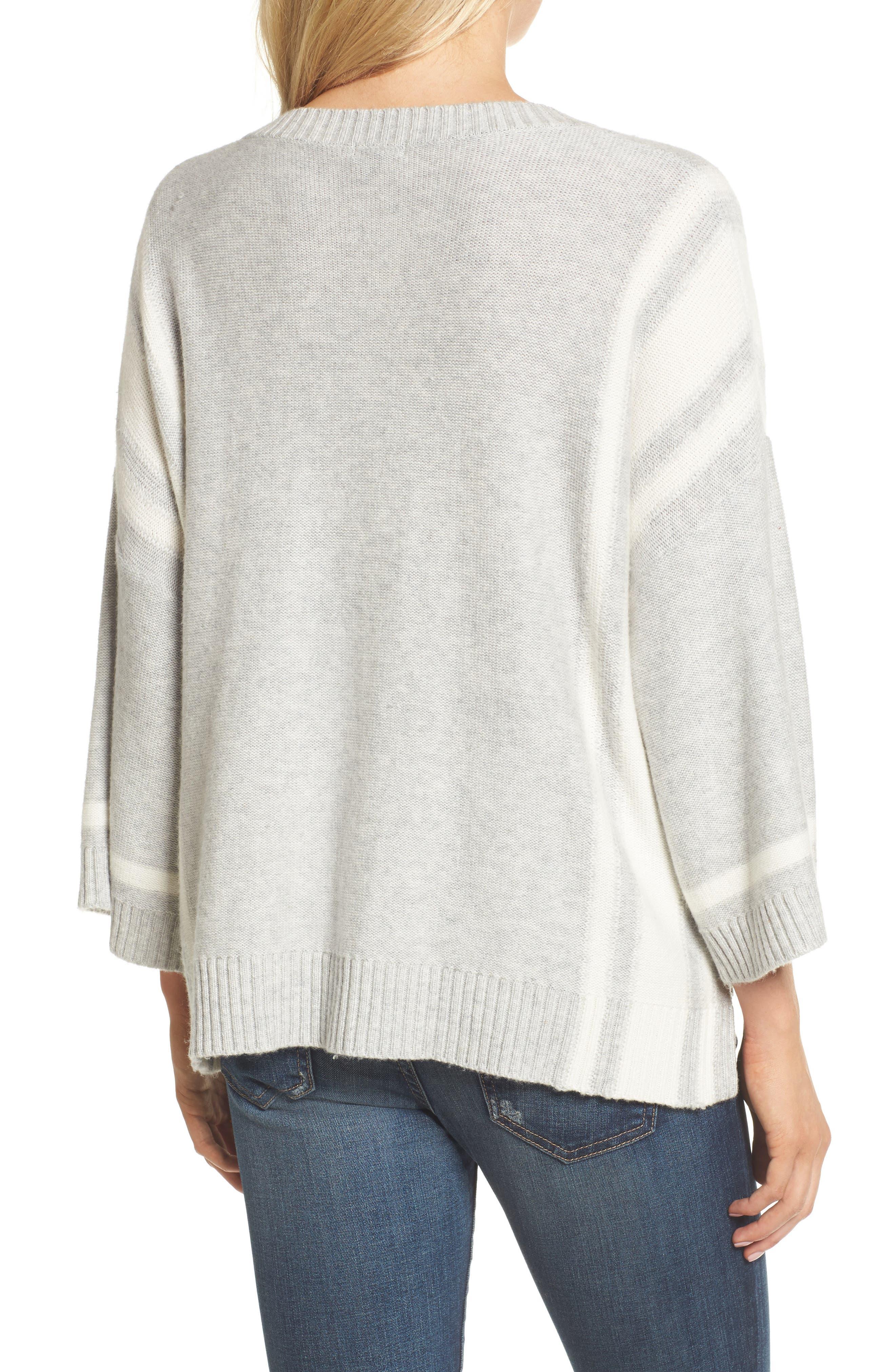 Alternate Image 3  - Splendid Bell Sleeve Sweater
