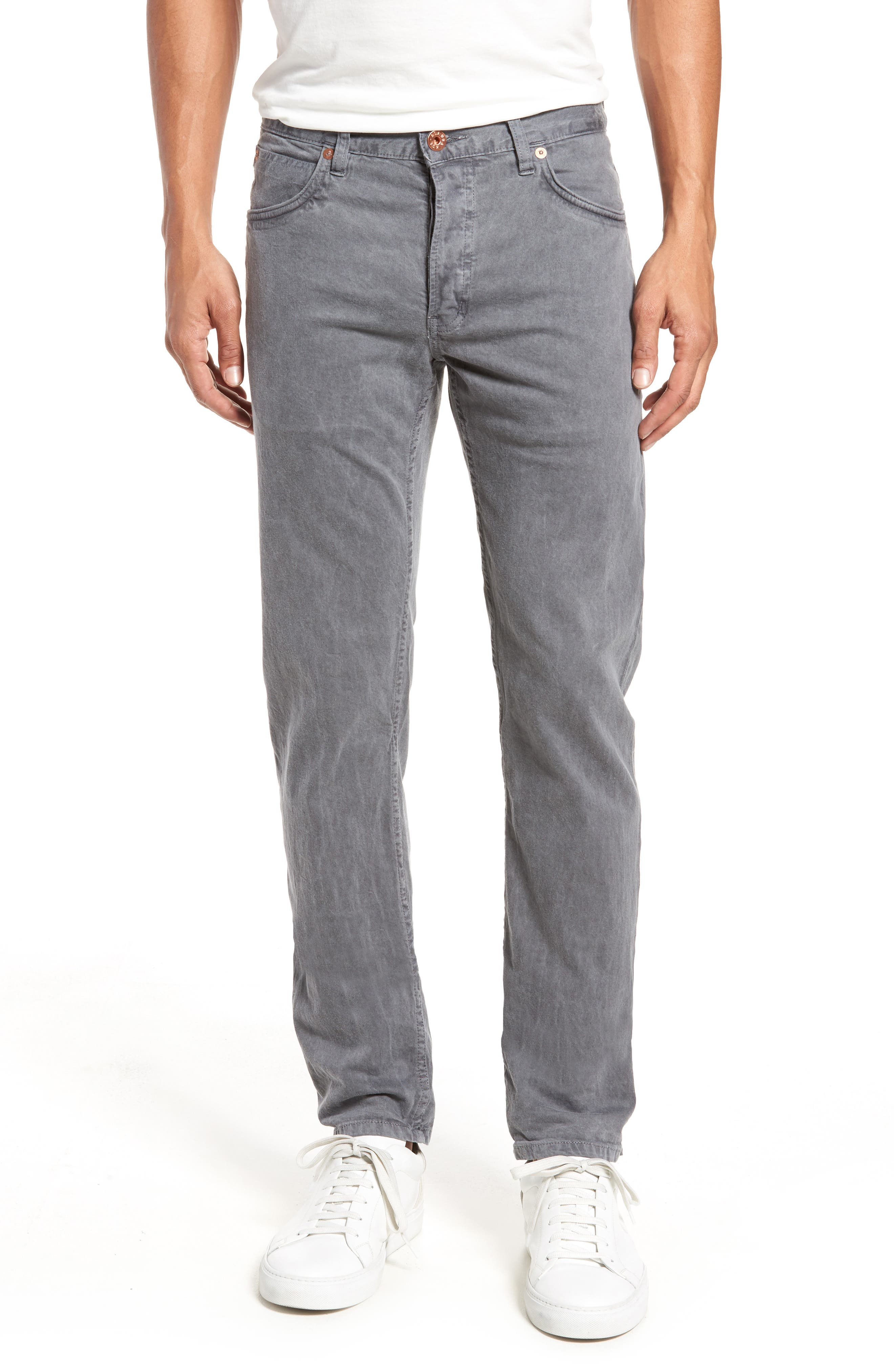 Billy Reid Slim Fit Selvedge Jeans