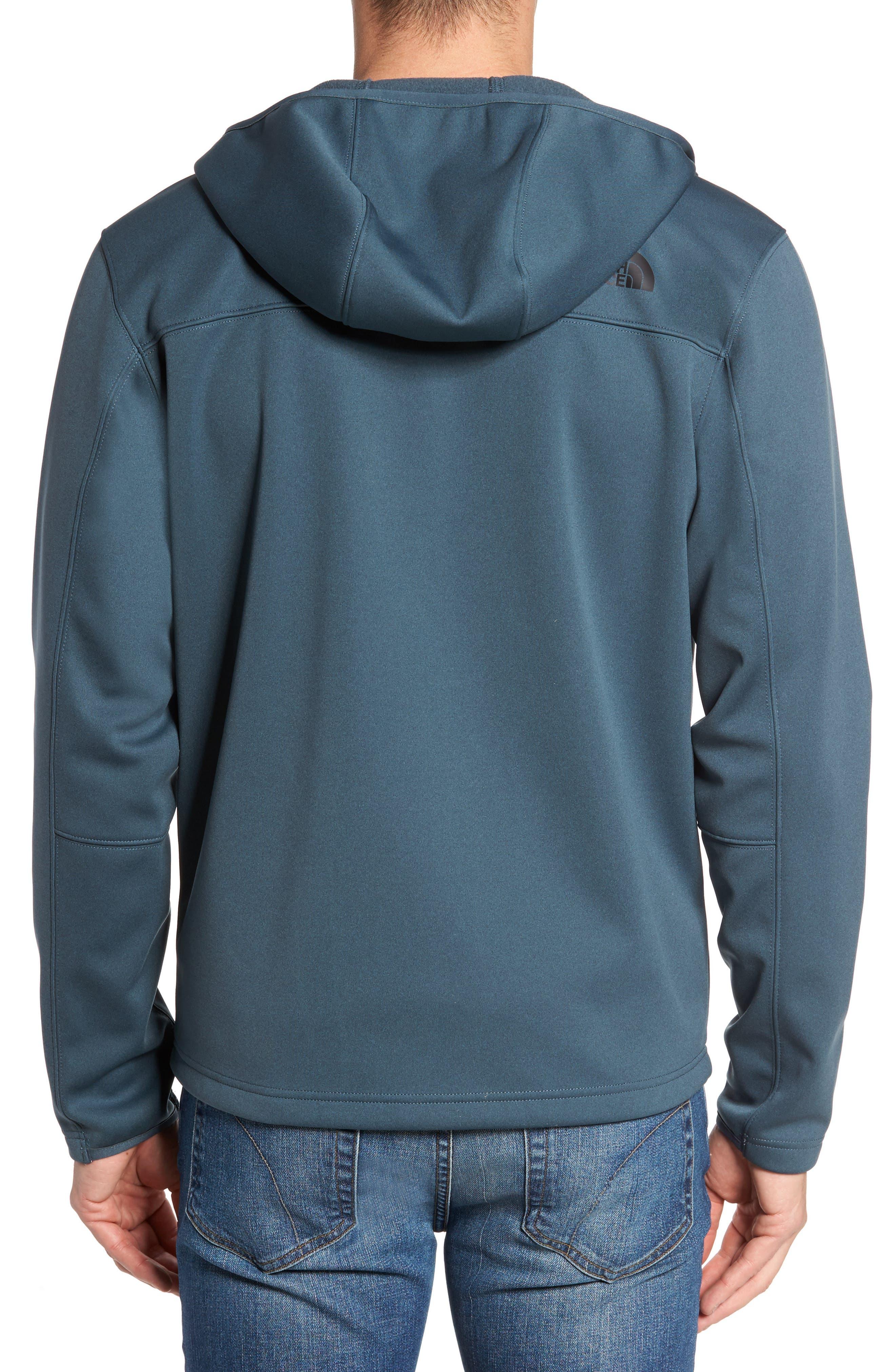 Apex Risor Jacket,                             Alternate thumbnail 2, color,                             Conquer Blue Heather