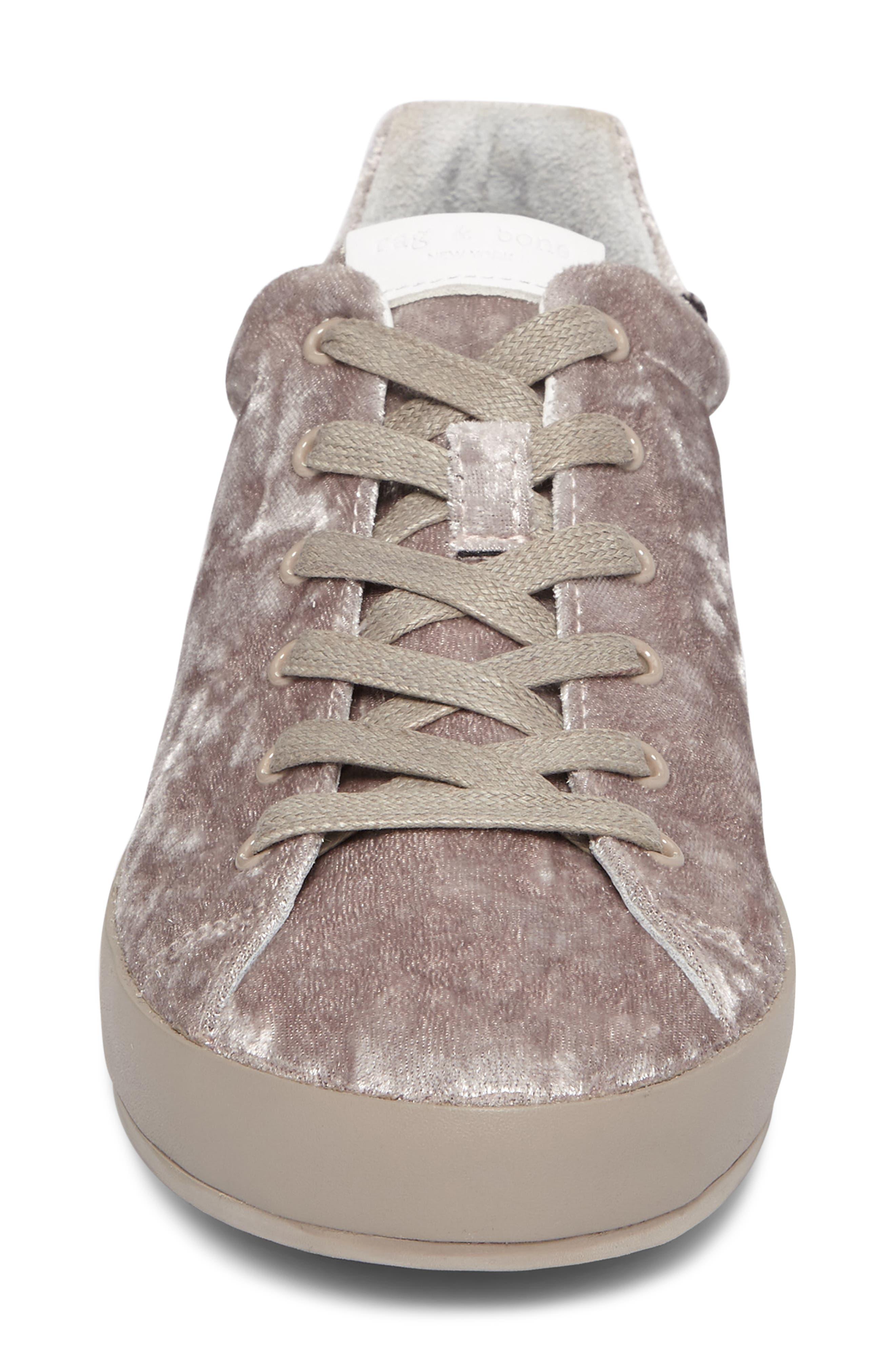 Alternate Image 4  - rag & bone RB1 Low-Top Sneaker (Women)