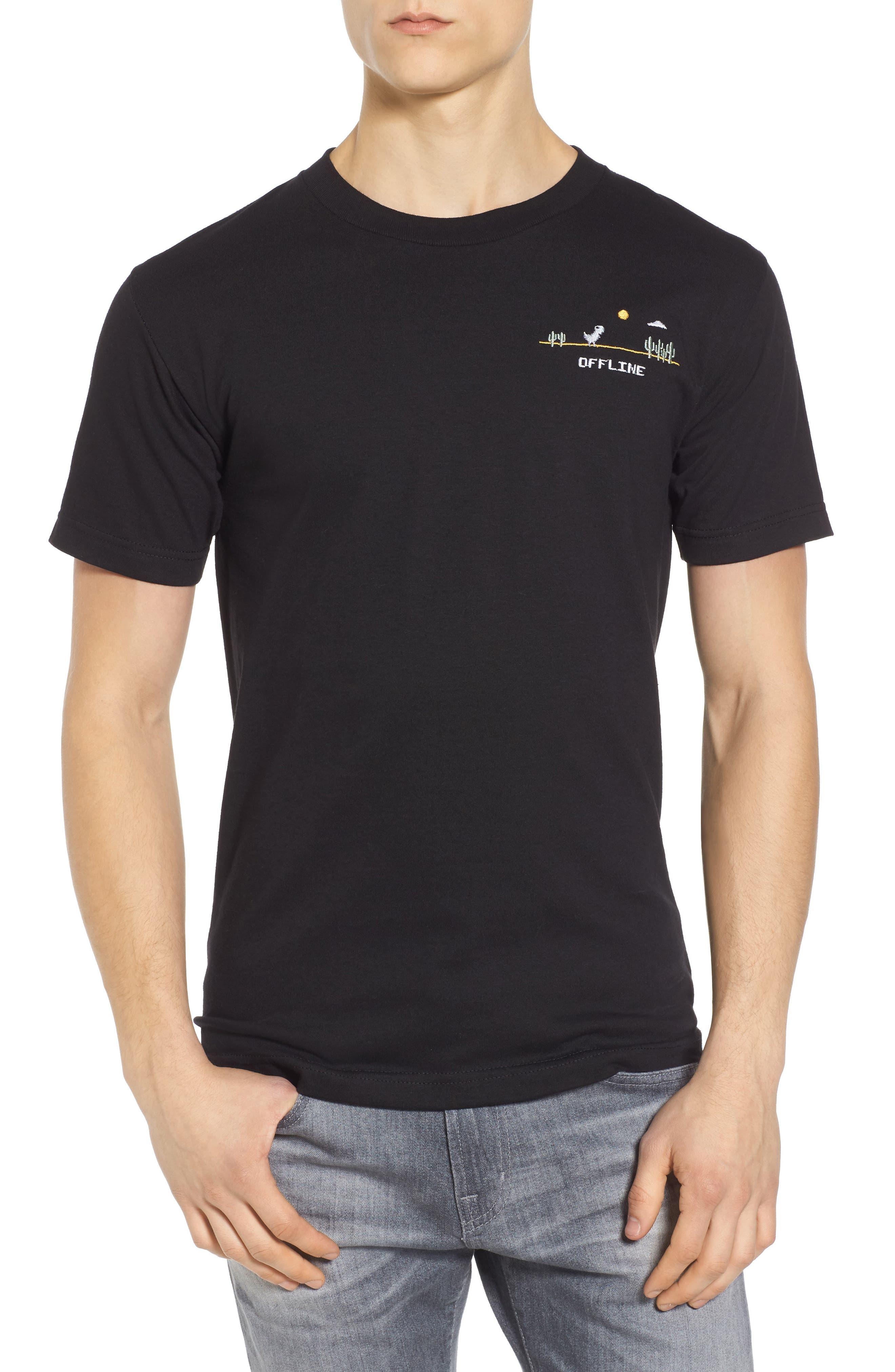 Alternate Image 1 Selected - Altru Dino Offline T-Shirt