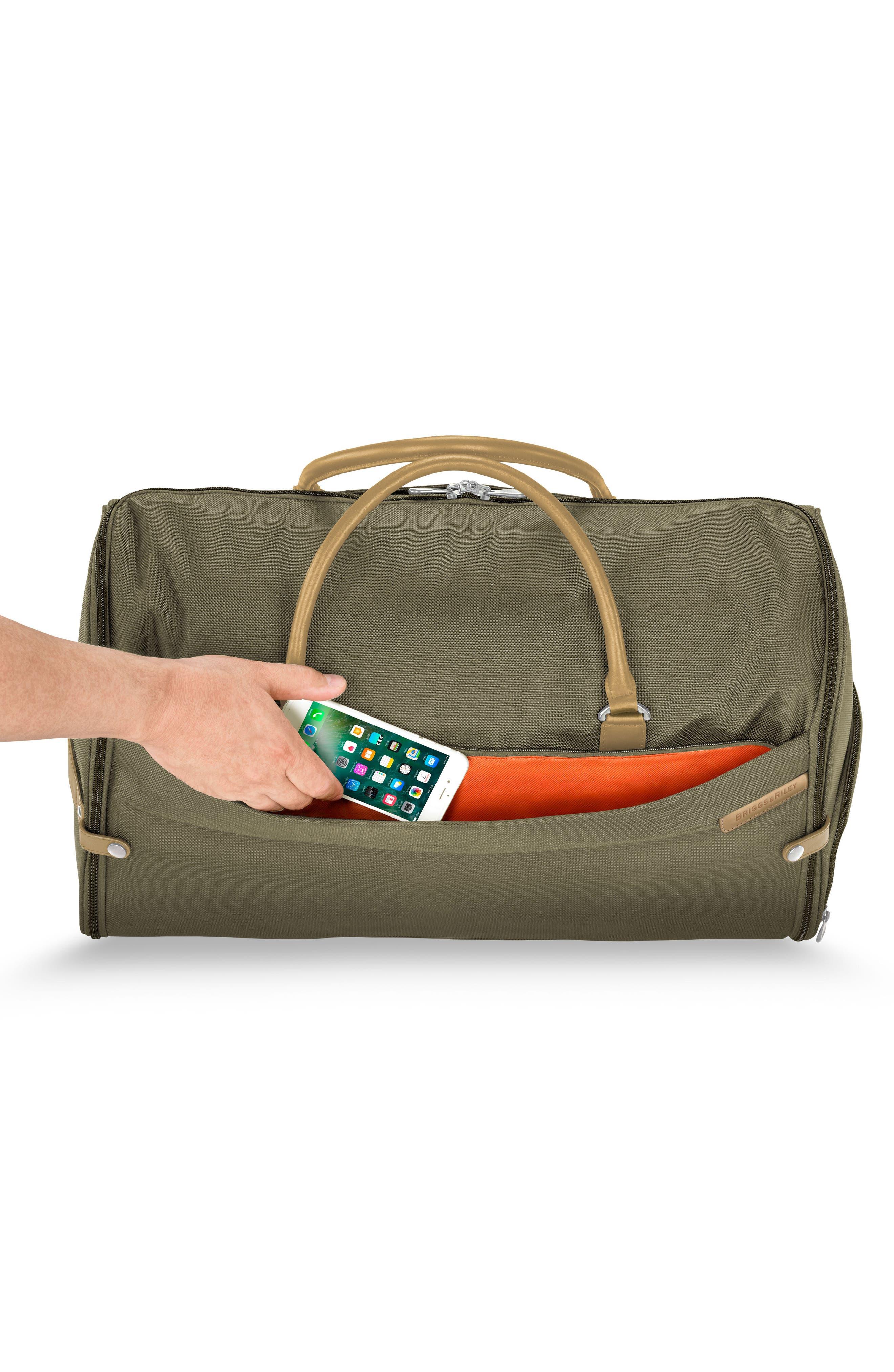 Alternate Image 9  - Briggs & Riley Baseline Suiter Duffel Bag