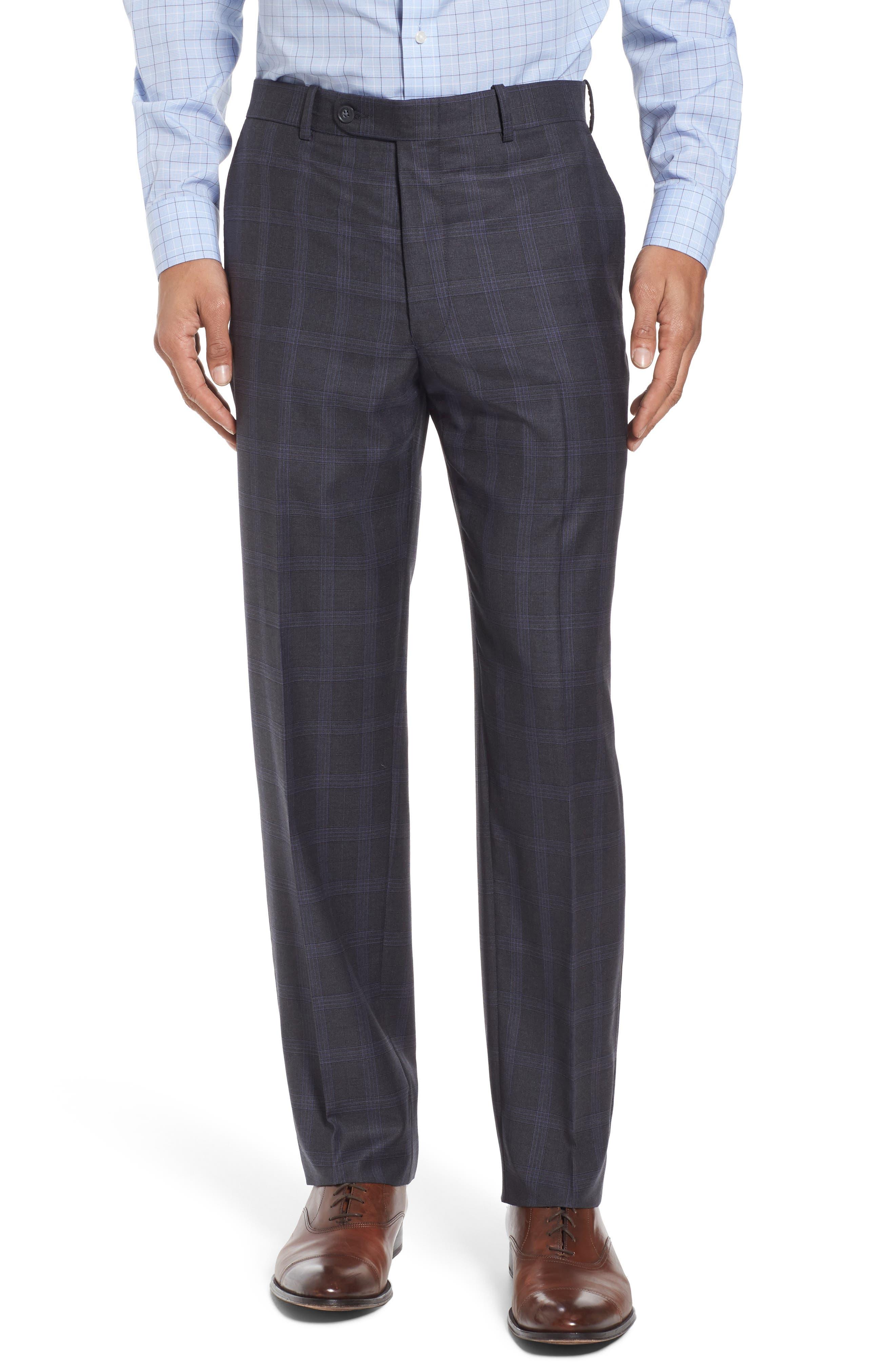 Alternate Image 6  - Peter Millar Classic Fit Plaid Wool Suit