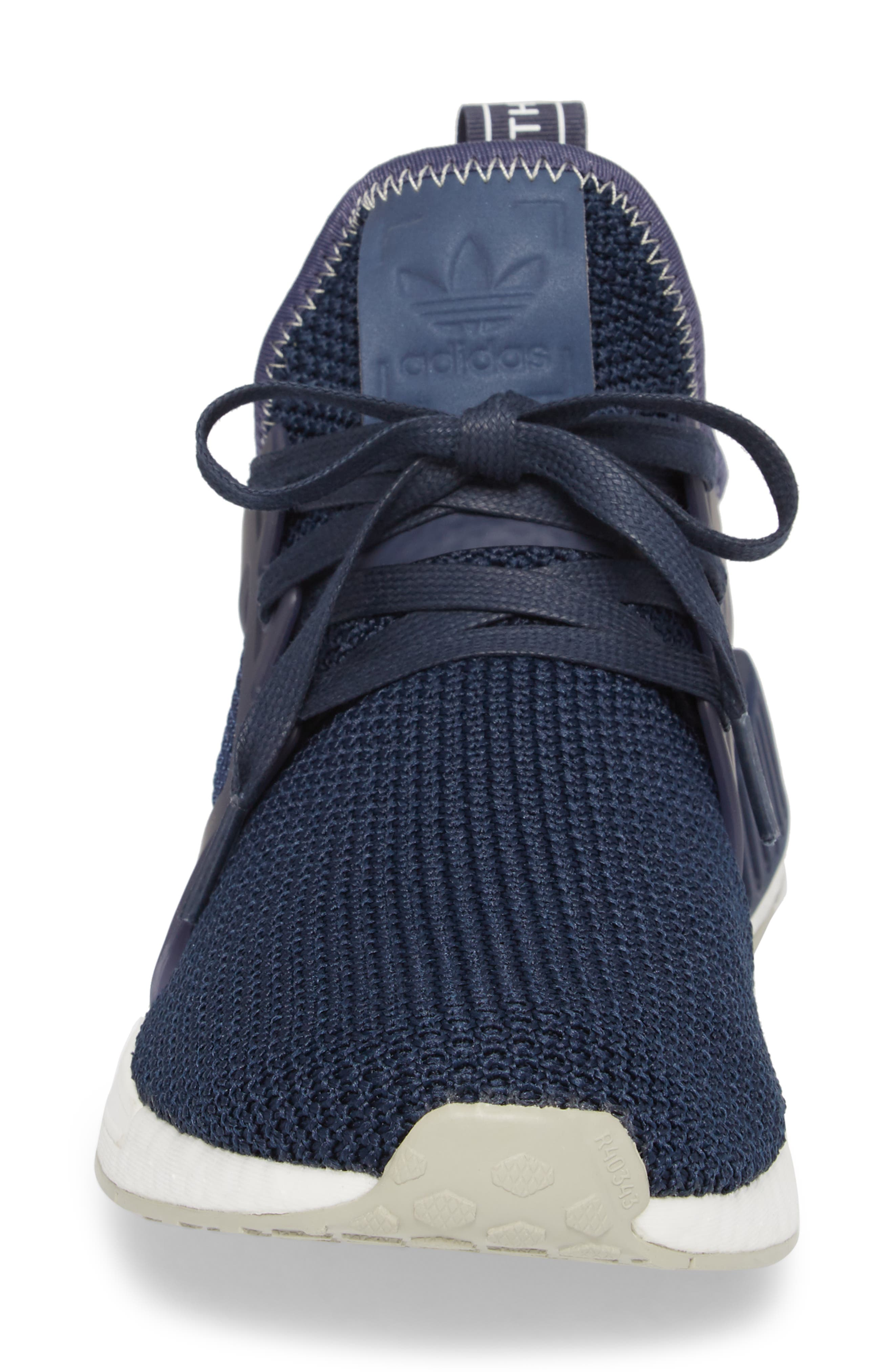 NMD XR1 Athletic Shoe,                             Alternate thumbnail 4, color,                             Trace Blue/ Sesame