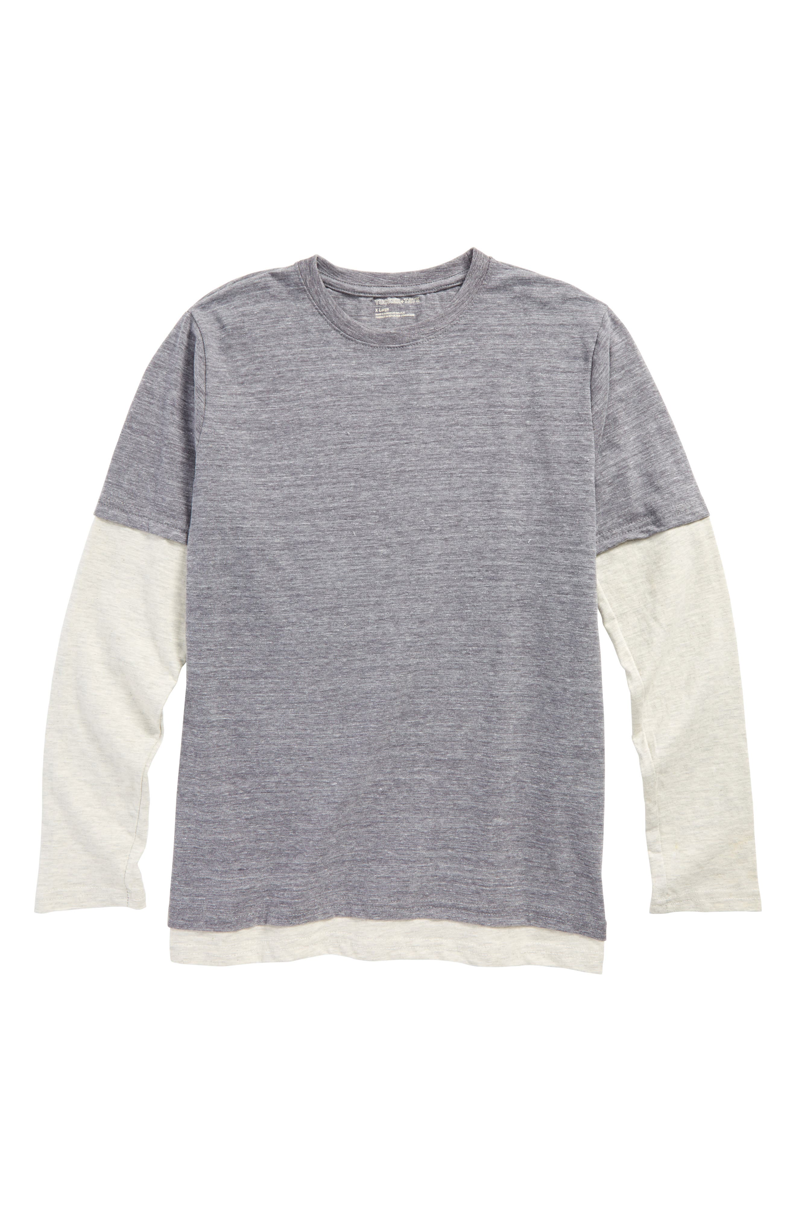 Tucker + Tate Long Sleeve T-Shirt (Big Boys)