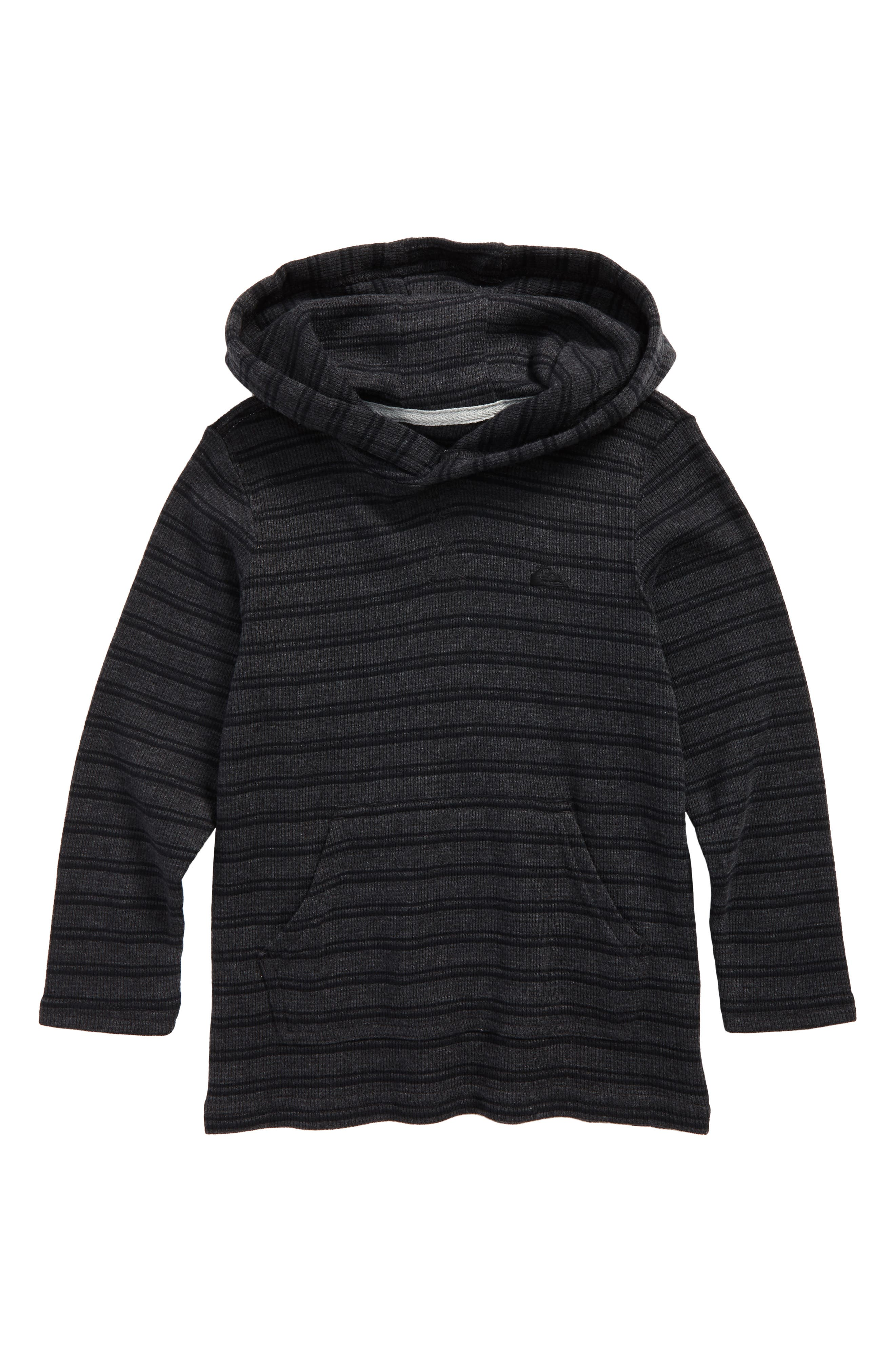 Alternate Image 1 Selected - Quiksilver Ocean Surface Thermal Hoodie (Toddler Boys & Little Boys)