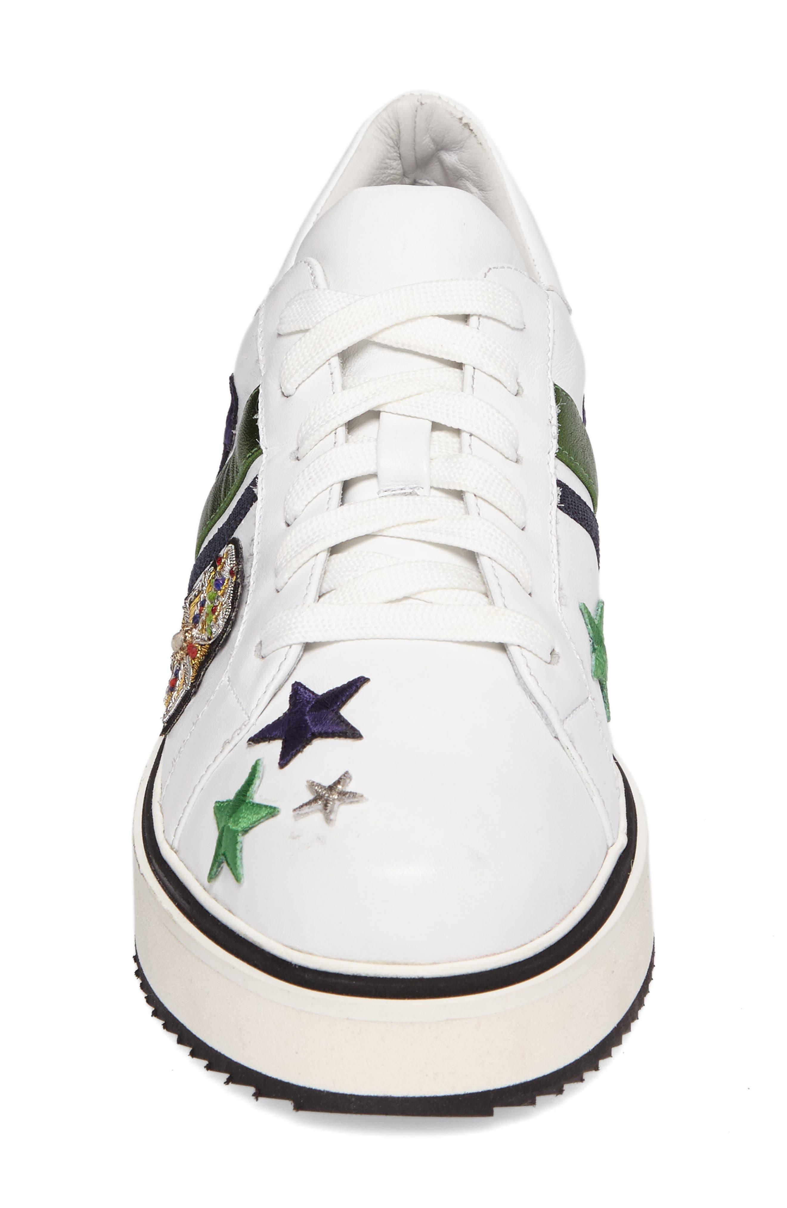 Alternate Image 4  - Veronica Beard Emmerson Embellished Sneaker (Women)