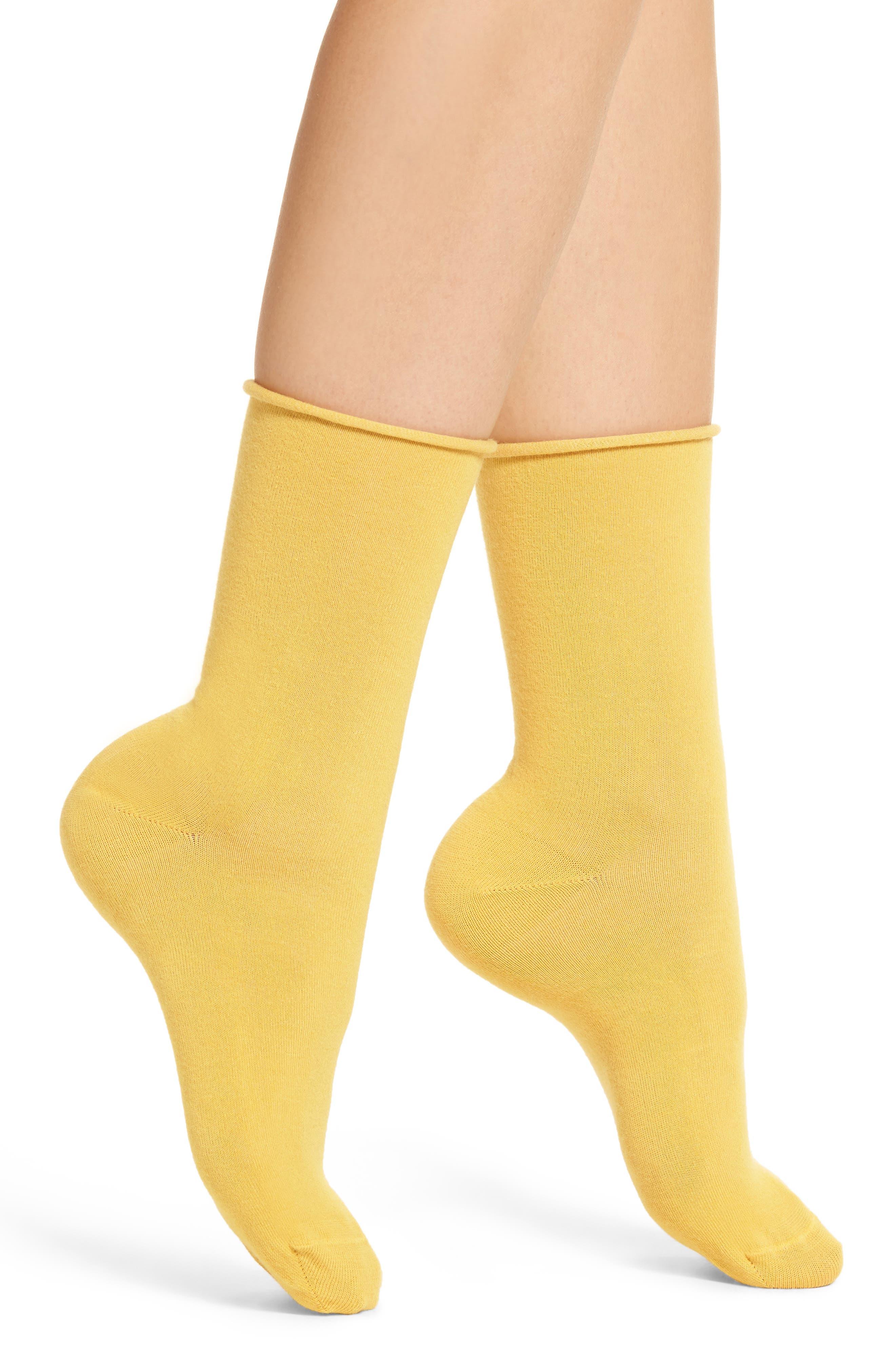 Treasure&Bond 'Everyday' Roll Top Socks