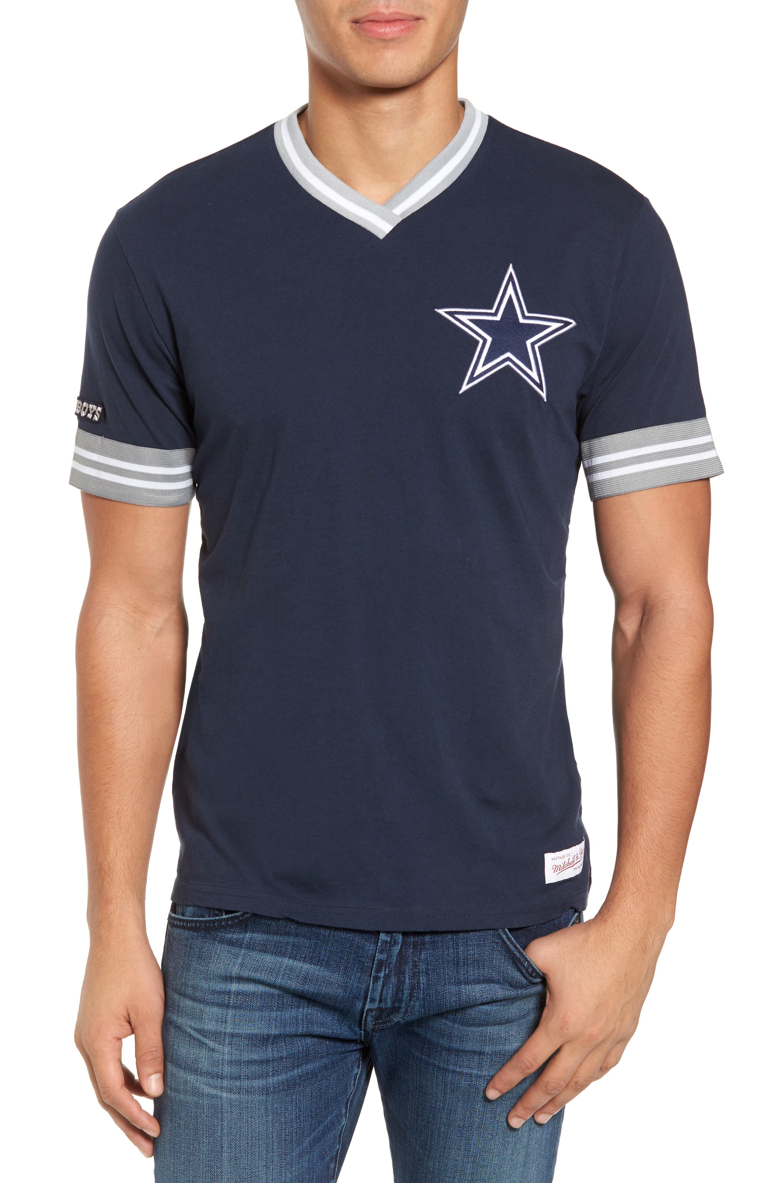 Mitchell & Ness NFL Cowboys T-Shirt