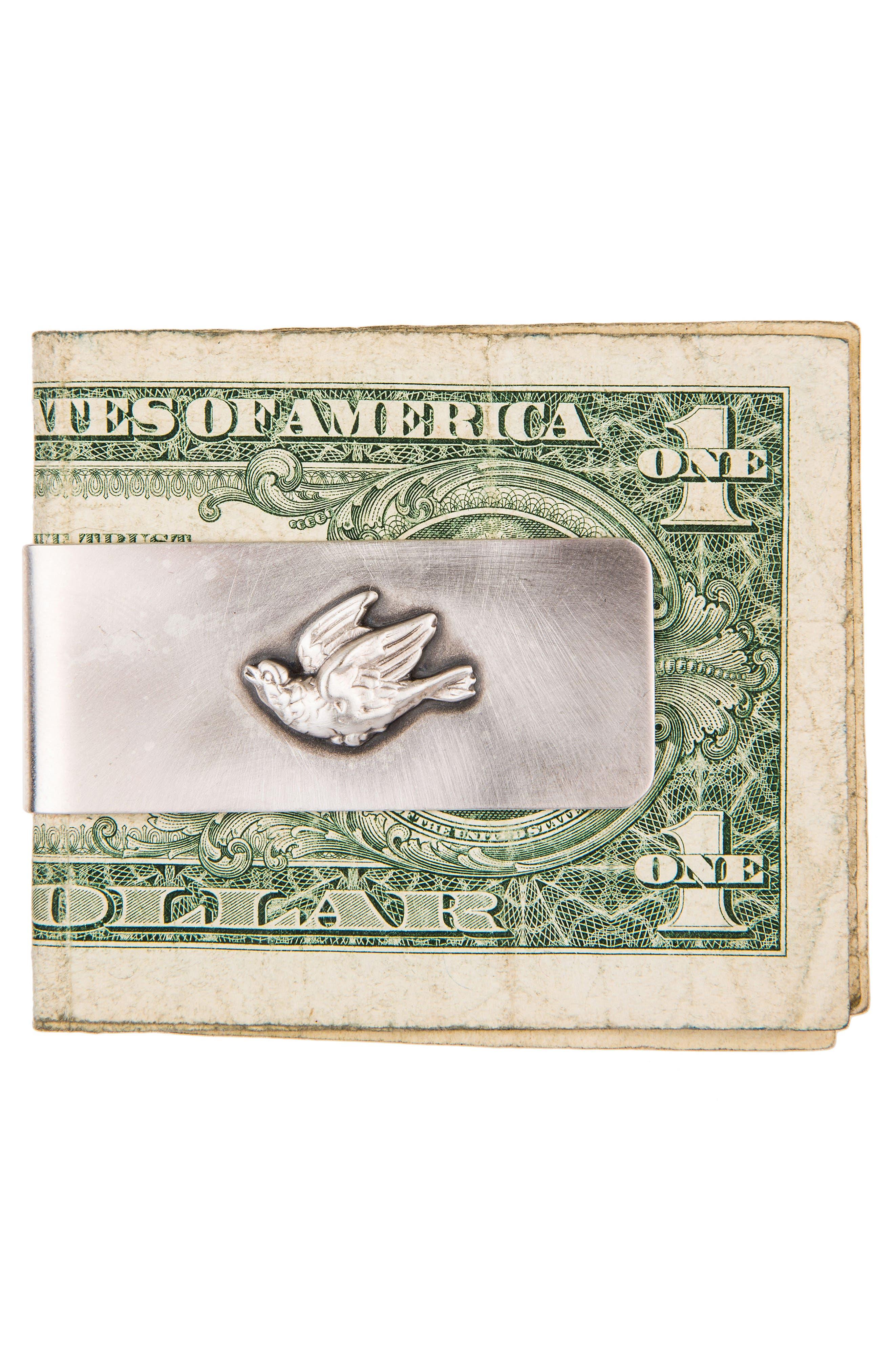 Lewis Henry Nicholas Swallow Money Clip