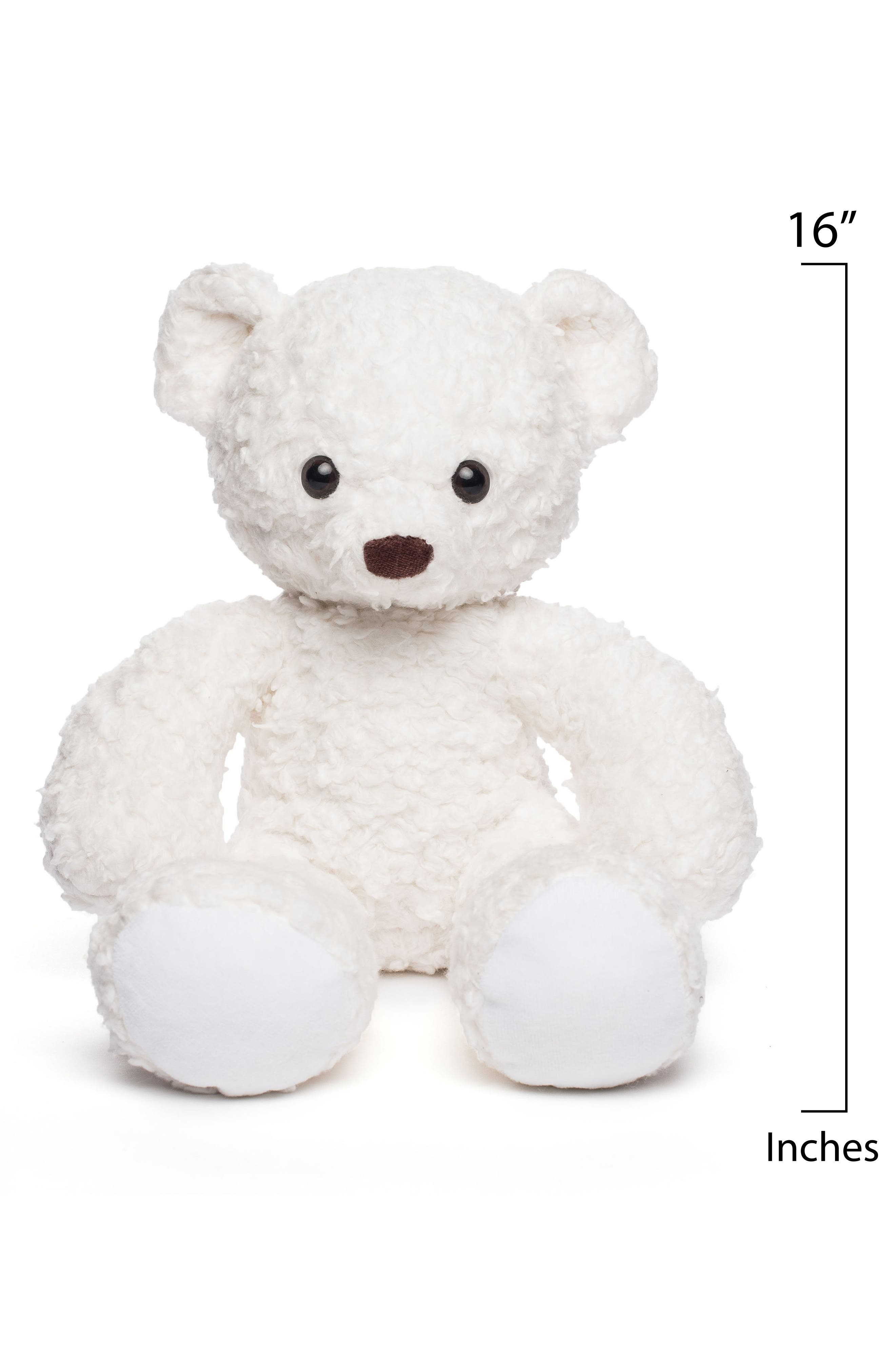 Alternate Image 2  - Bears for Humanity Medium Stuffed Bear