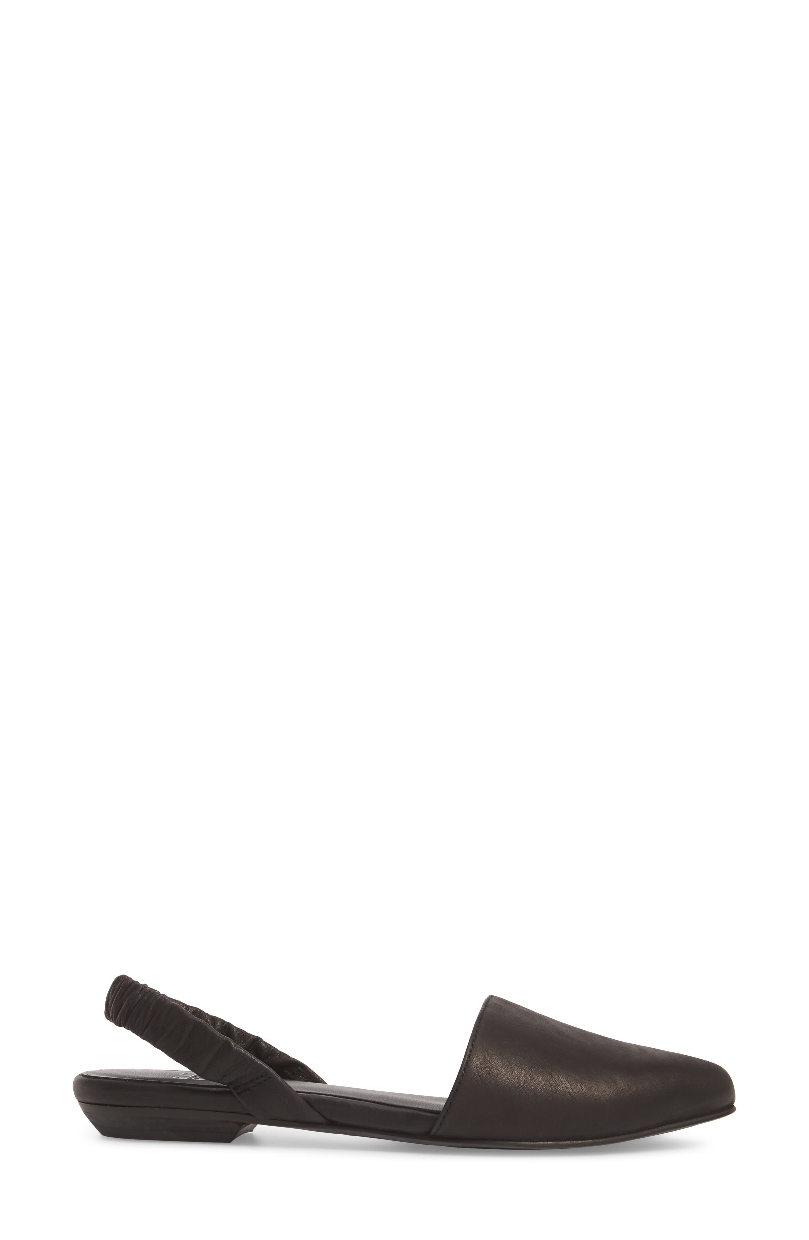 Alternate Image 3  - Eileen Fisher Tula Slingback Flat (Women)