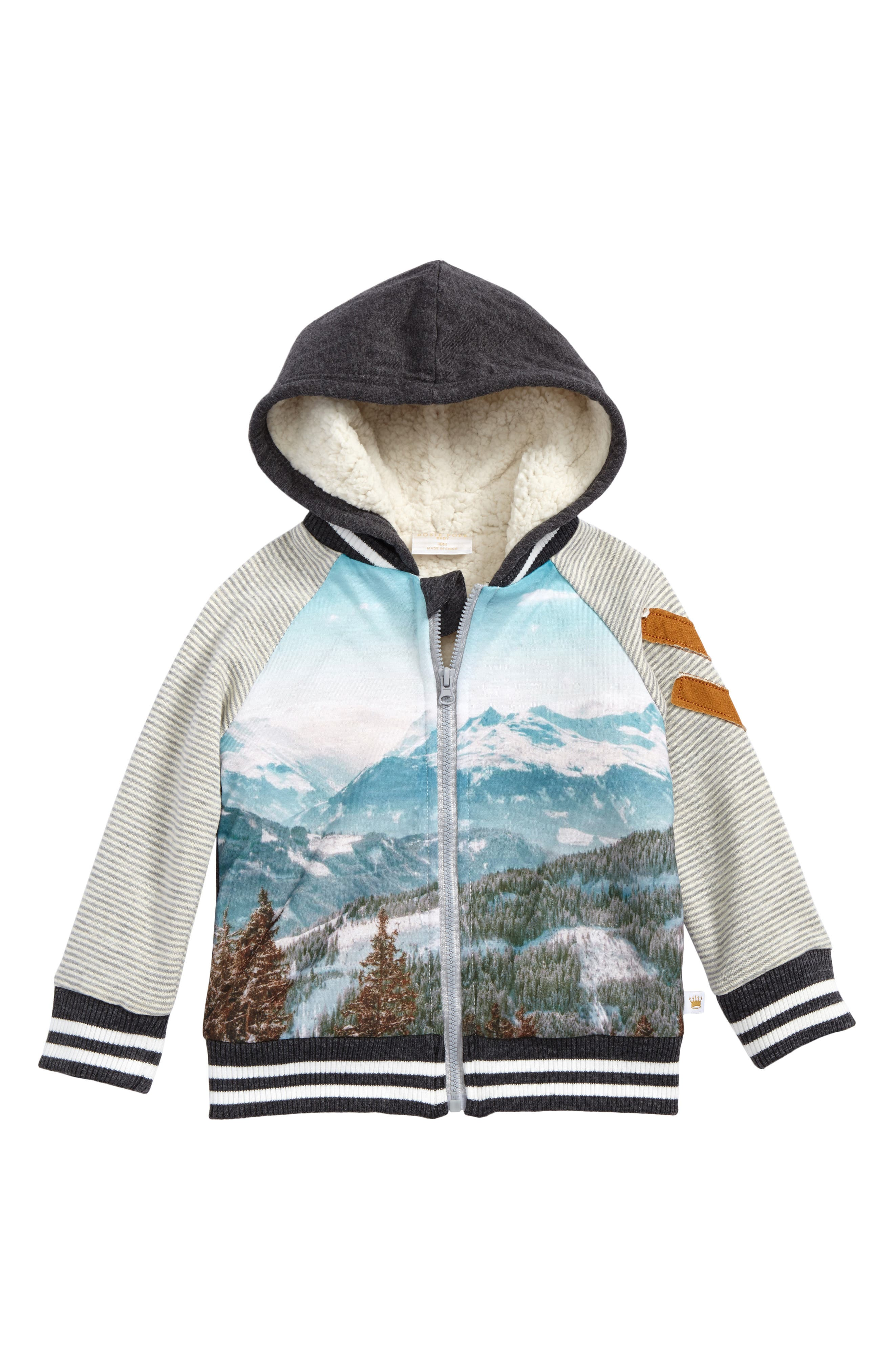 Rosie Pope Mountain View Hoodie (Baby Boys)