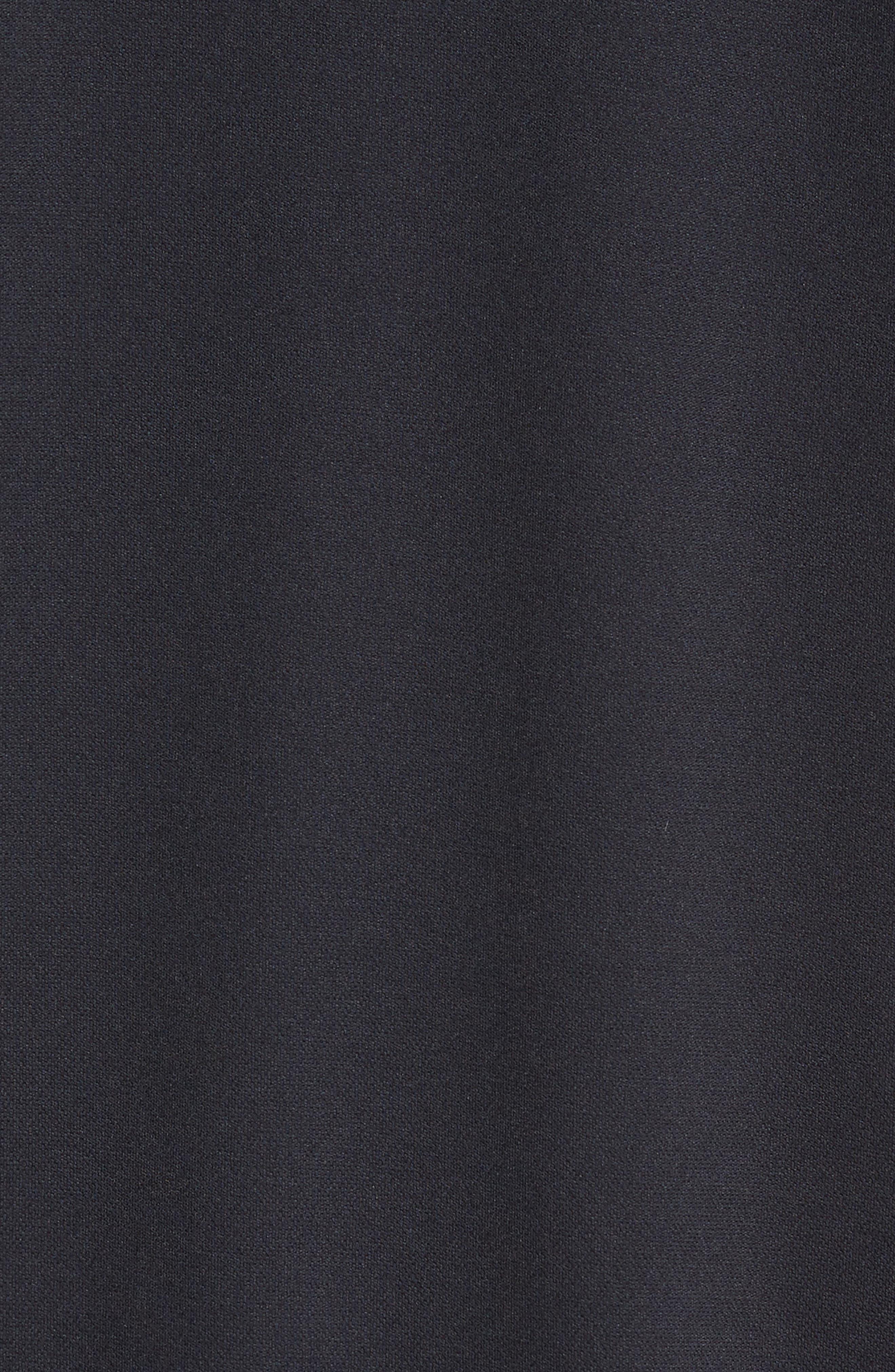 Energy V-Neck T-Shirt,                             Alternate thumbnail 5, color,                             Black