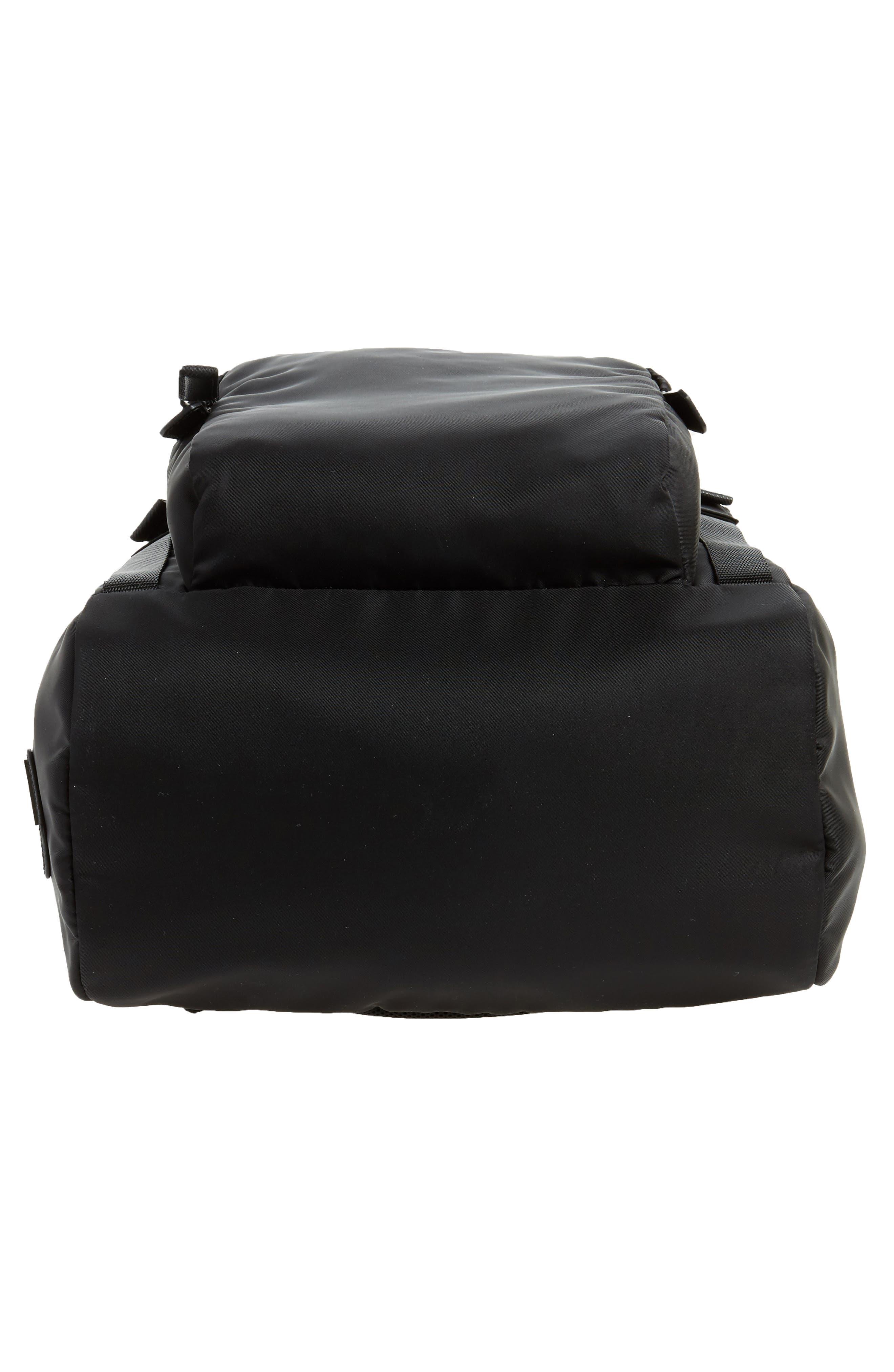 Alternate Image 6  - Prada Montagna Flap Backpack