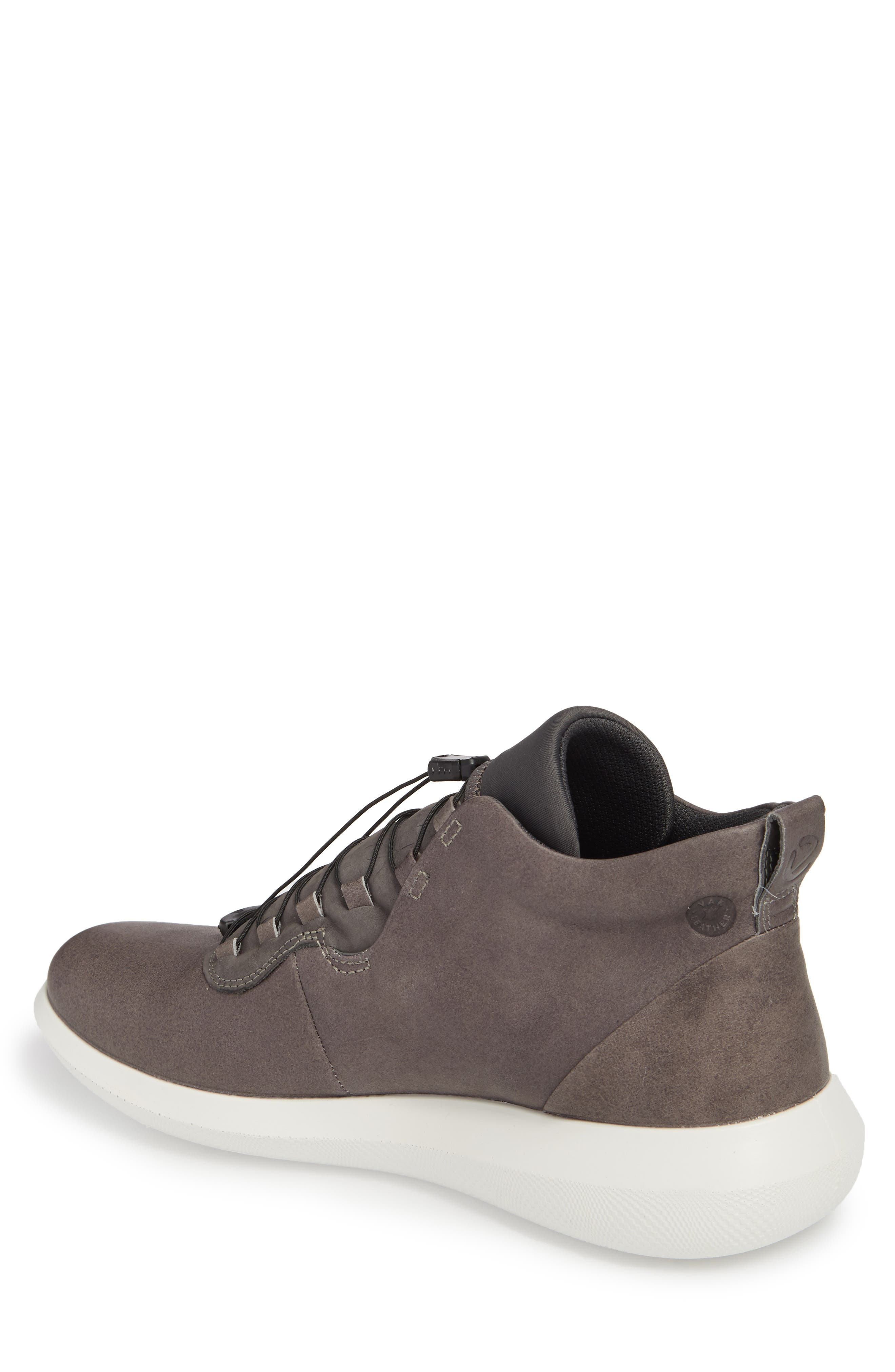 Scinapse High Top Sneaker,                             Alternate thumbnail 2, color,                             Wild Dove Leather