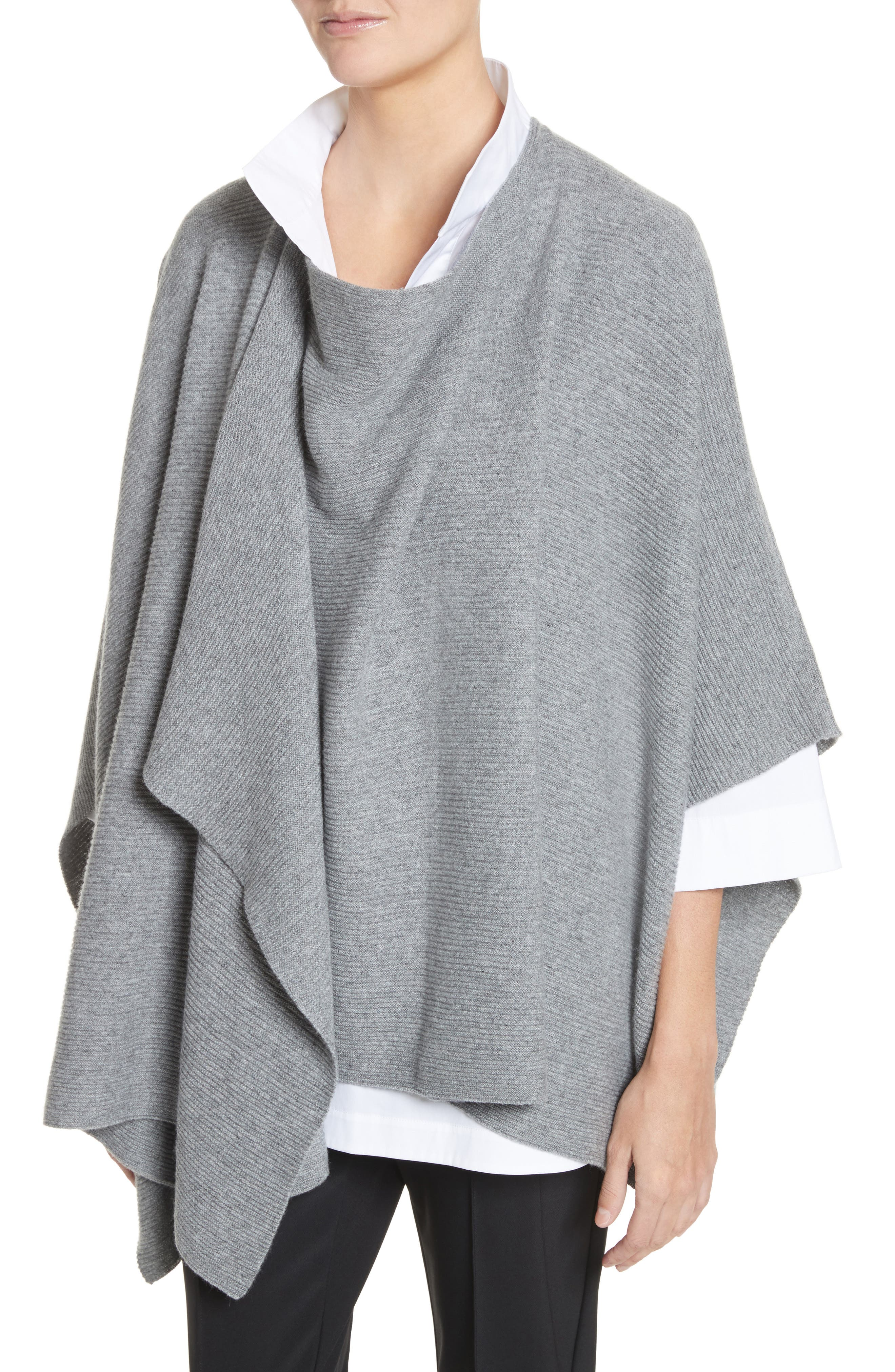 Alternate Image 6  - Lafayette 148 New York Cashmere Wrap